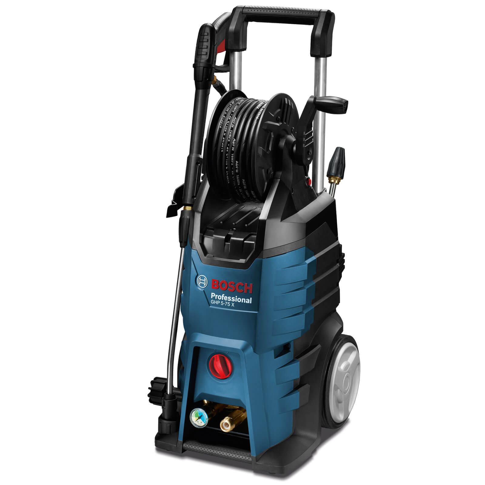 Bosch GHP 5 75 X Professional Pressure Washer 185 Bar 240v
