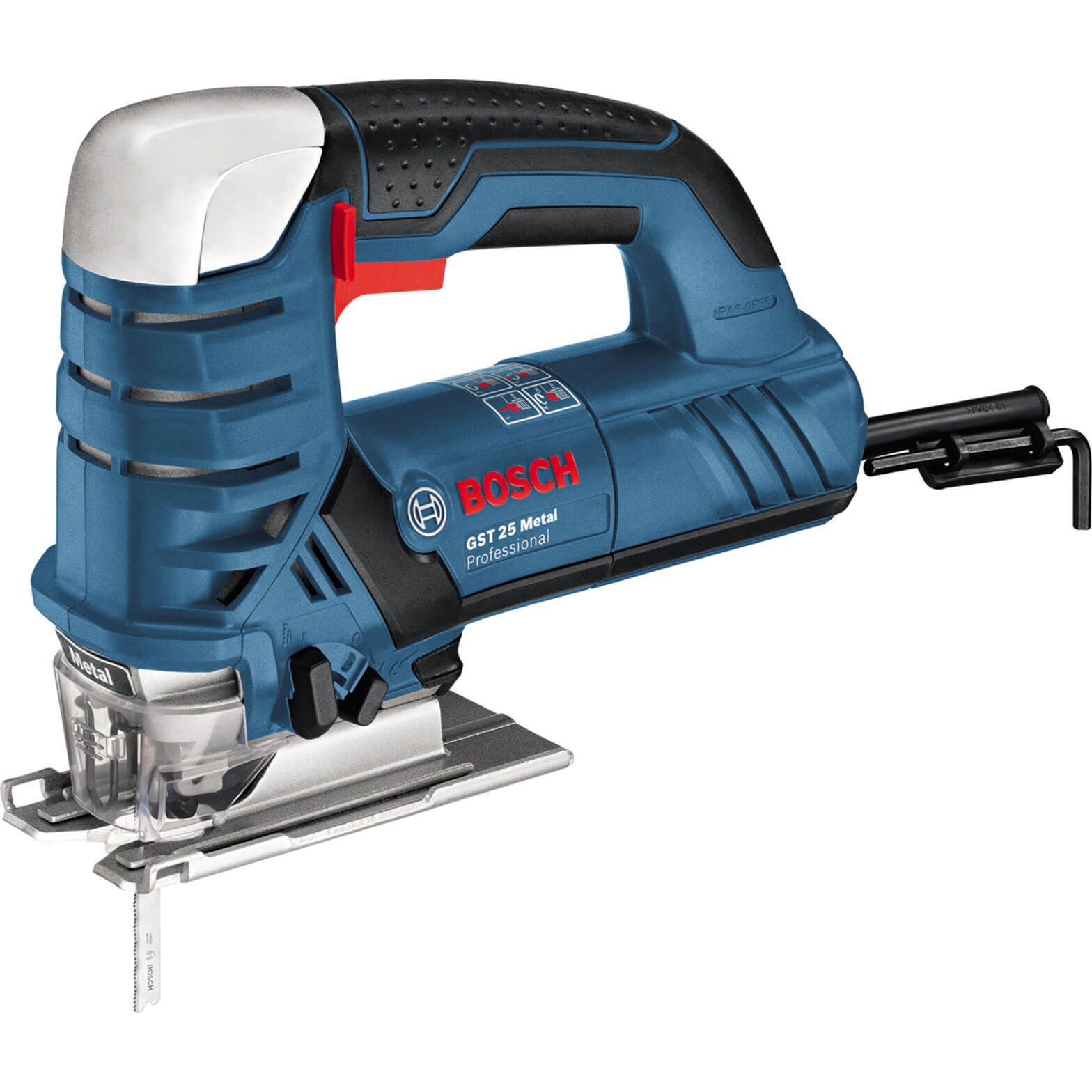 Bosch GST 25M Professional Metal Cutting Electric Jigsaw 670w 110v