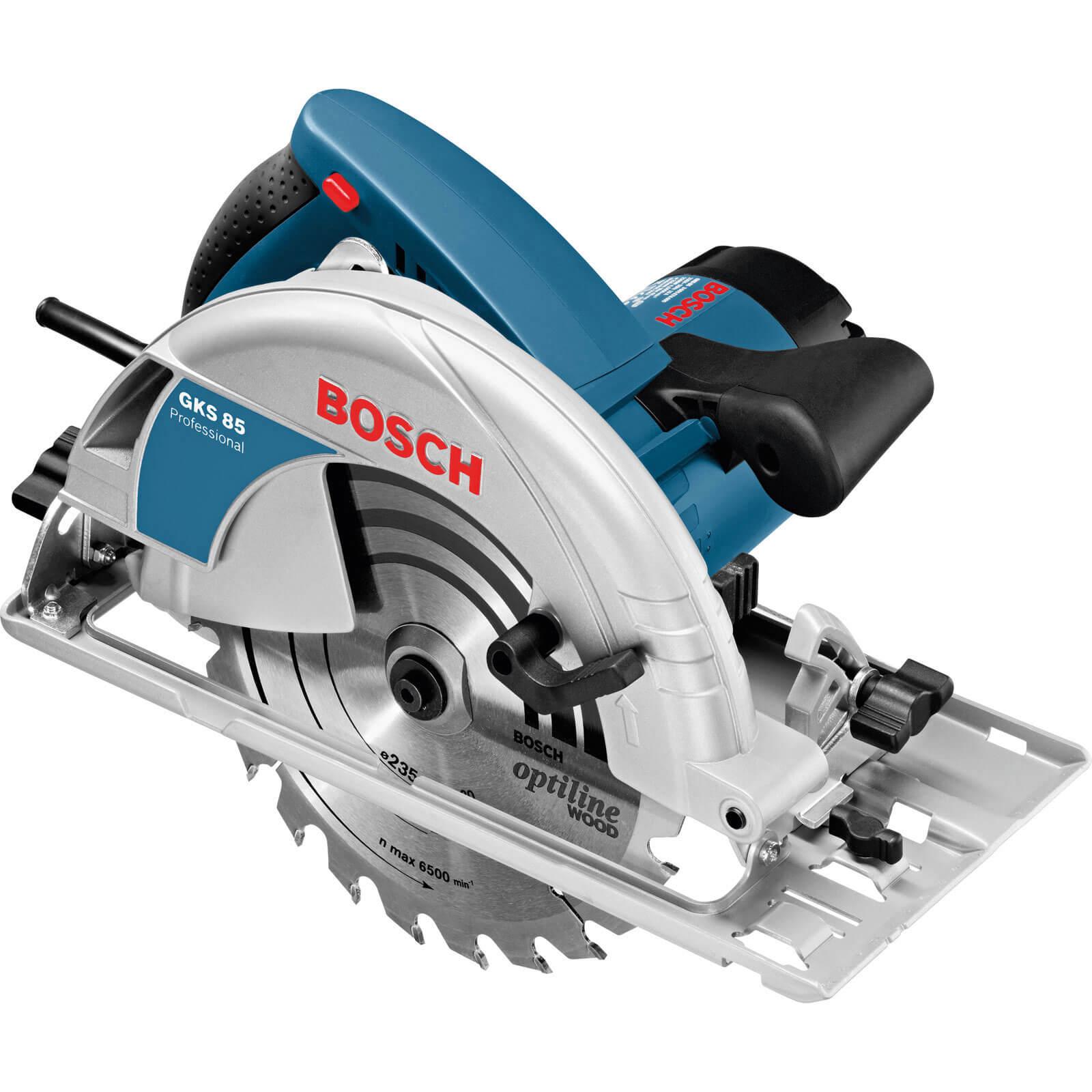 Bosch GKS 85 Circular Saw 235mm Blade 1700w 110v