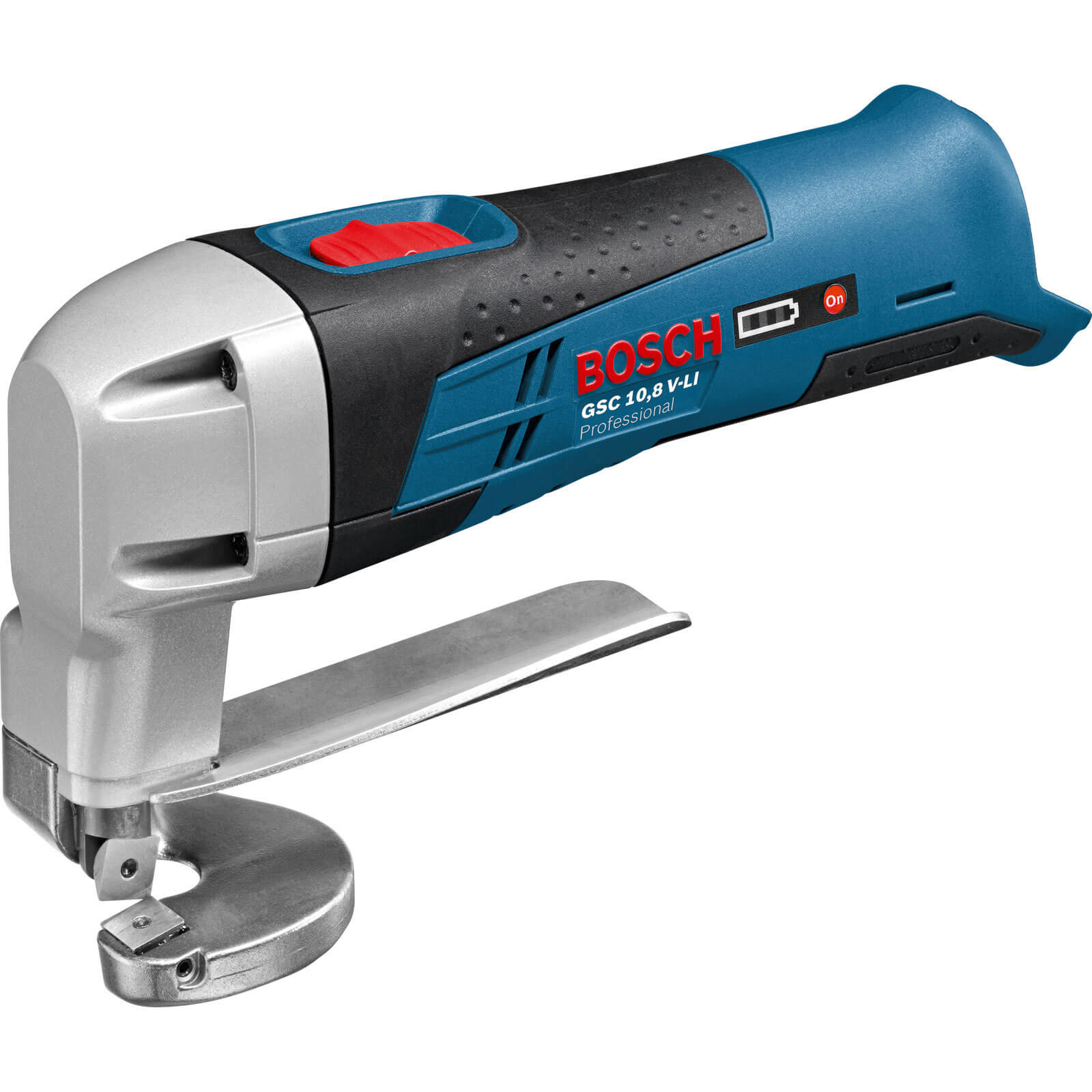 Bosch GSC 10.8V-Li 10.8v Cordless Metal Cutting Shear without Battery or Charger