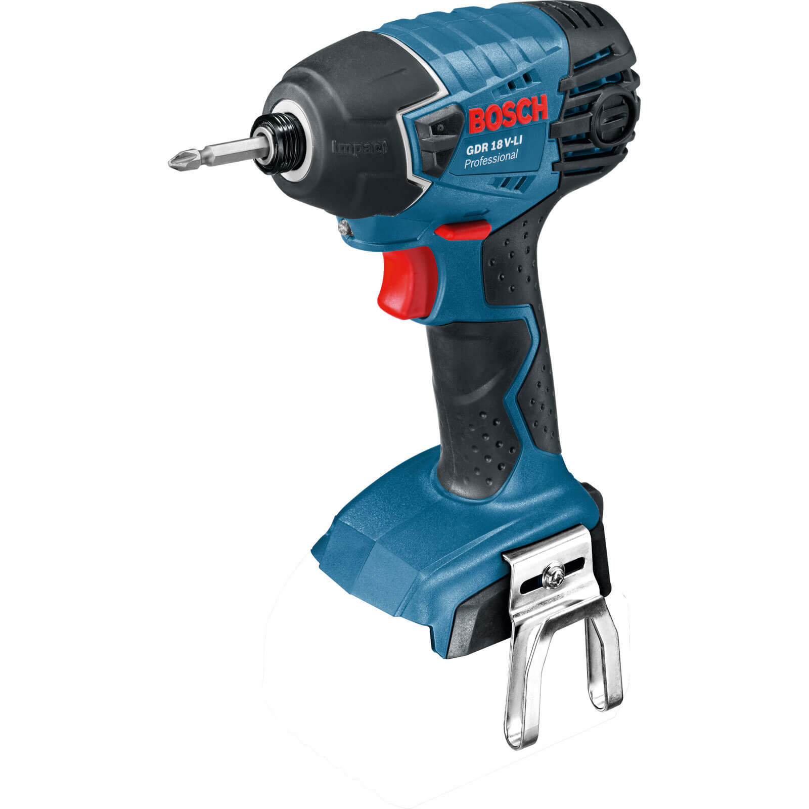 Bosch GDR 18VLIN 18v Cordless Impact Driver without Battery or Charger