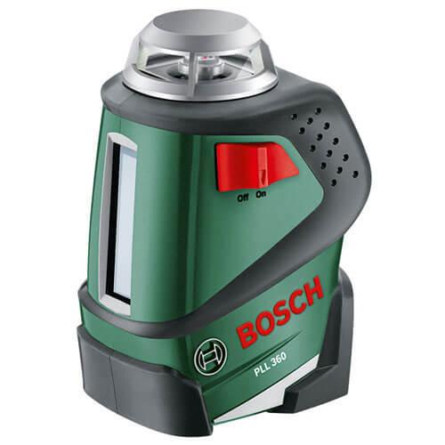 Bosch PLL 360 Self Levelling Line Laser Level