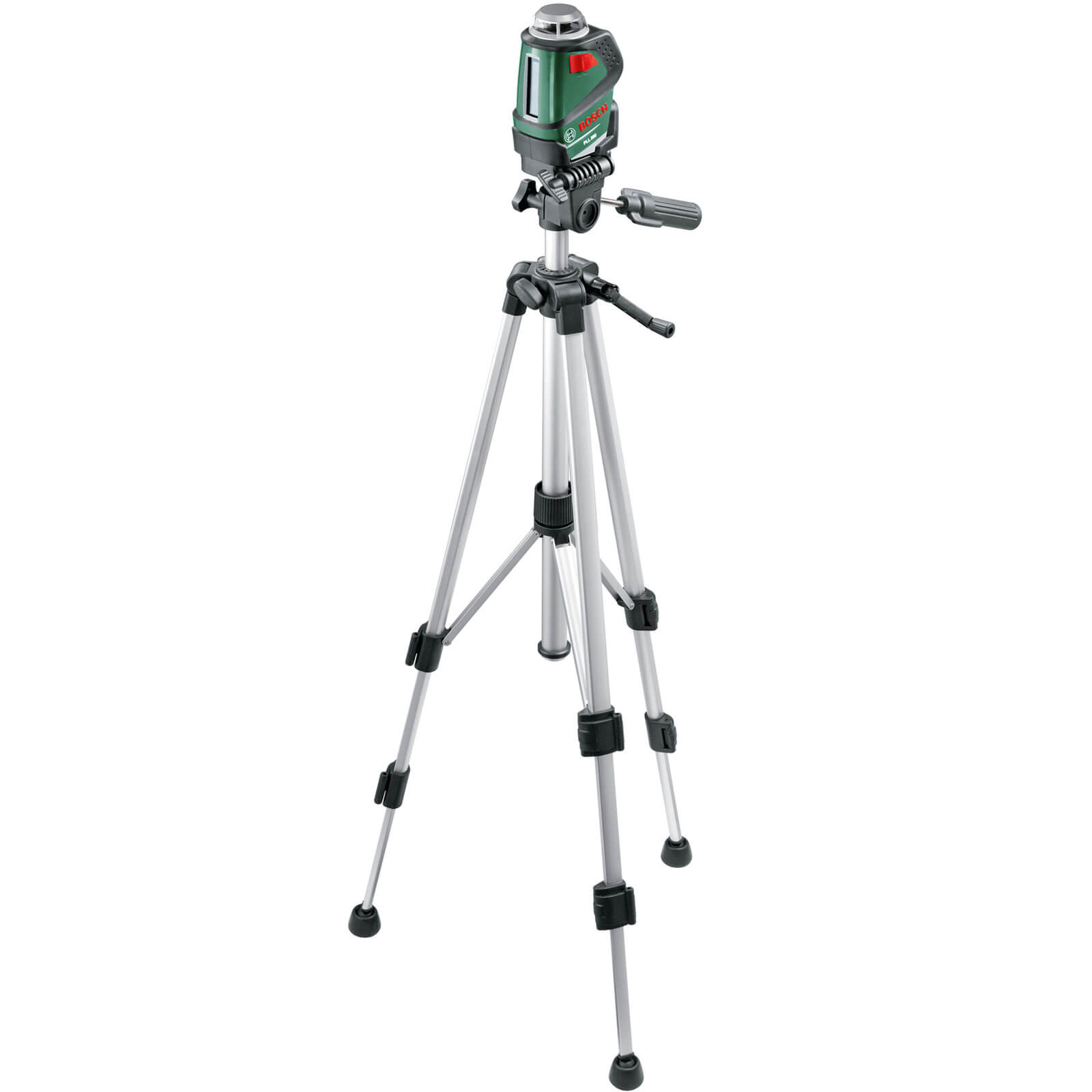 Bosch PLL 360 Self Levelling Line Laser Level with Telescopic Pole