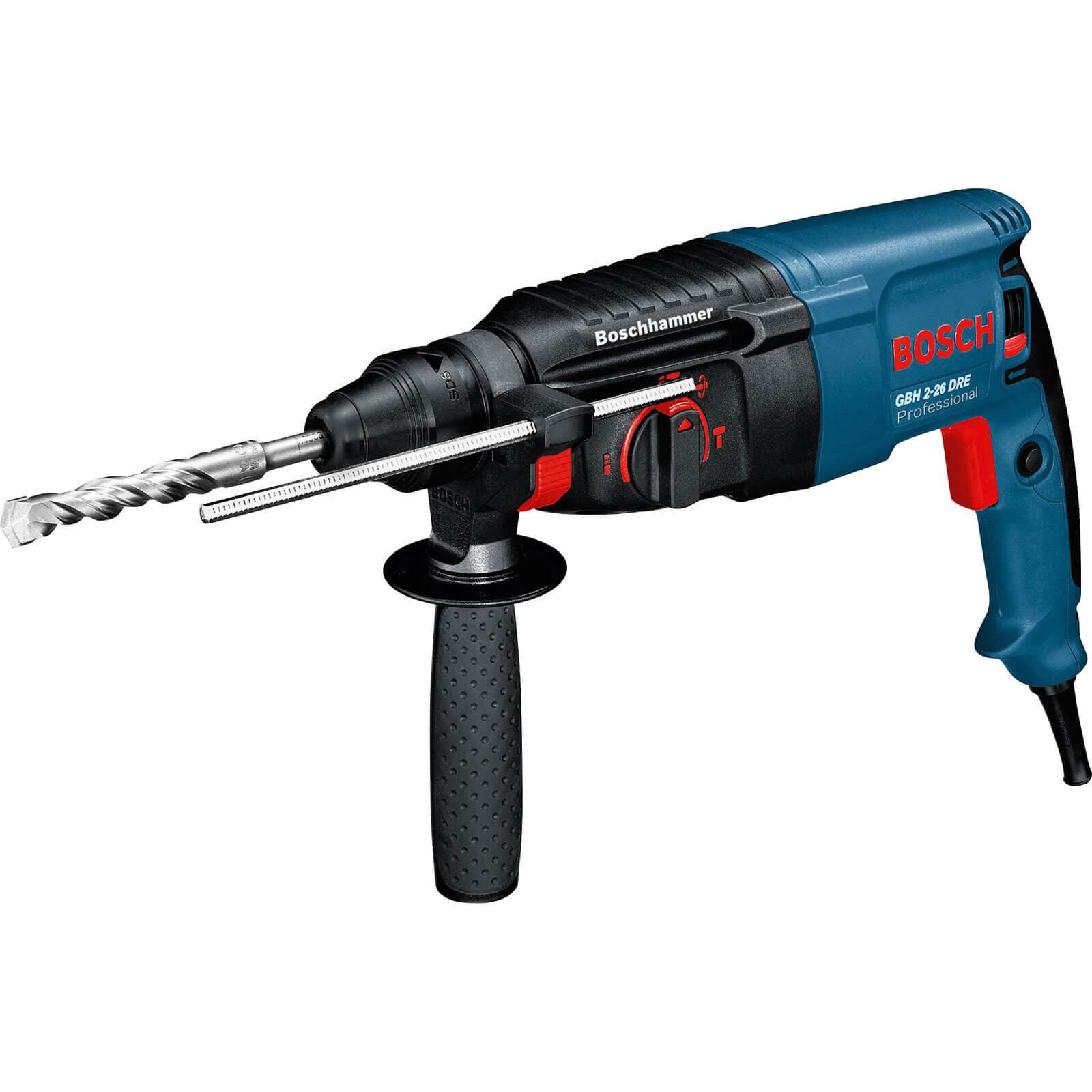 Bosch GBH 2 26 Dre 2Kg SDS Plus Hammer Drill 800w 110v