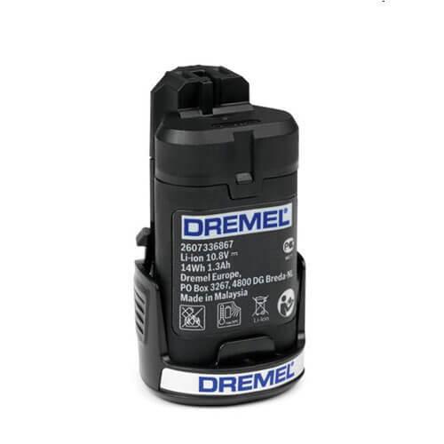Dremel 875 10.8v Cordless Lithium Ion Battery Pack for Dremel 8200 Multi Tool