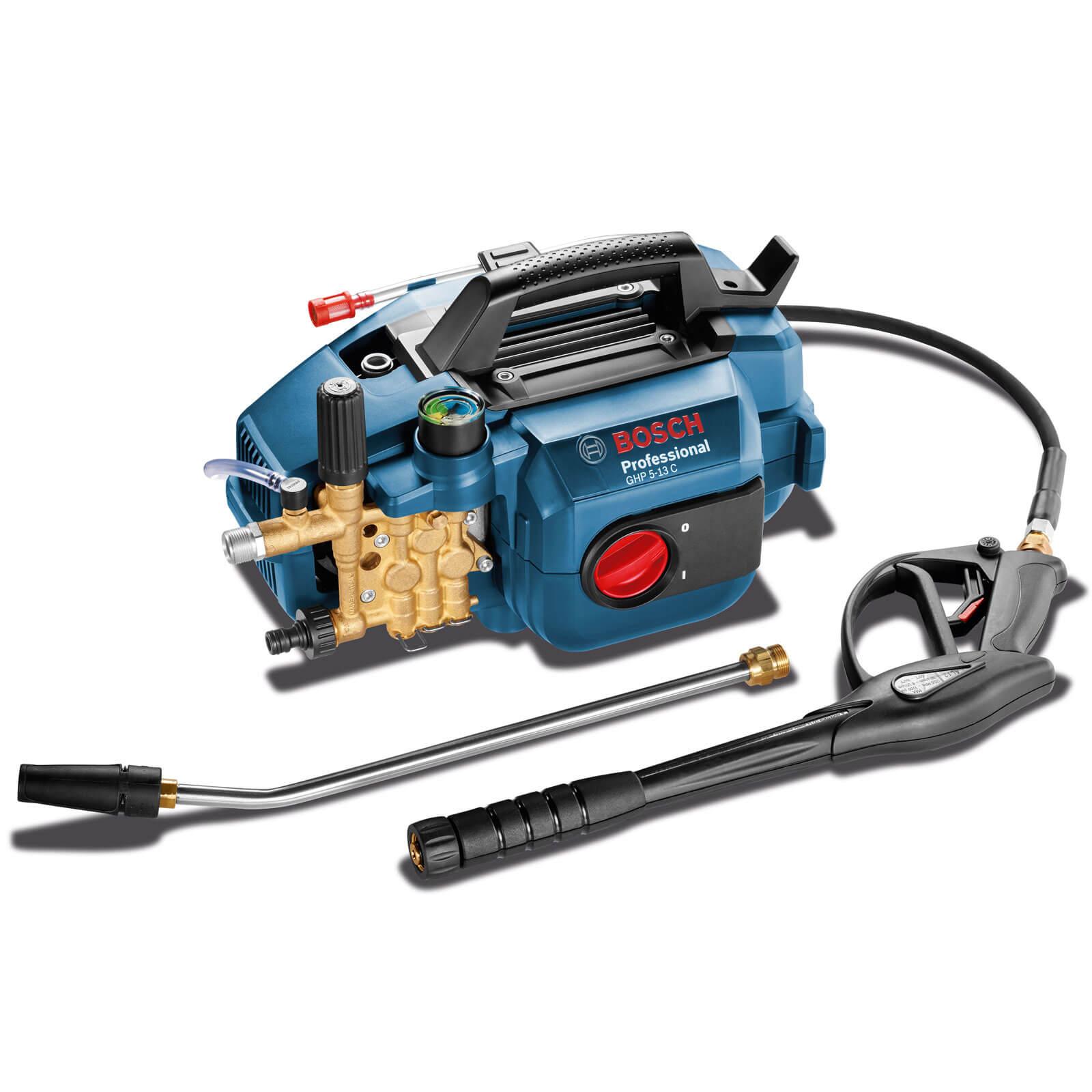 Bosch GHP 5 13 C Professional Pressure Washer 140 Bar 240v