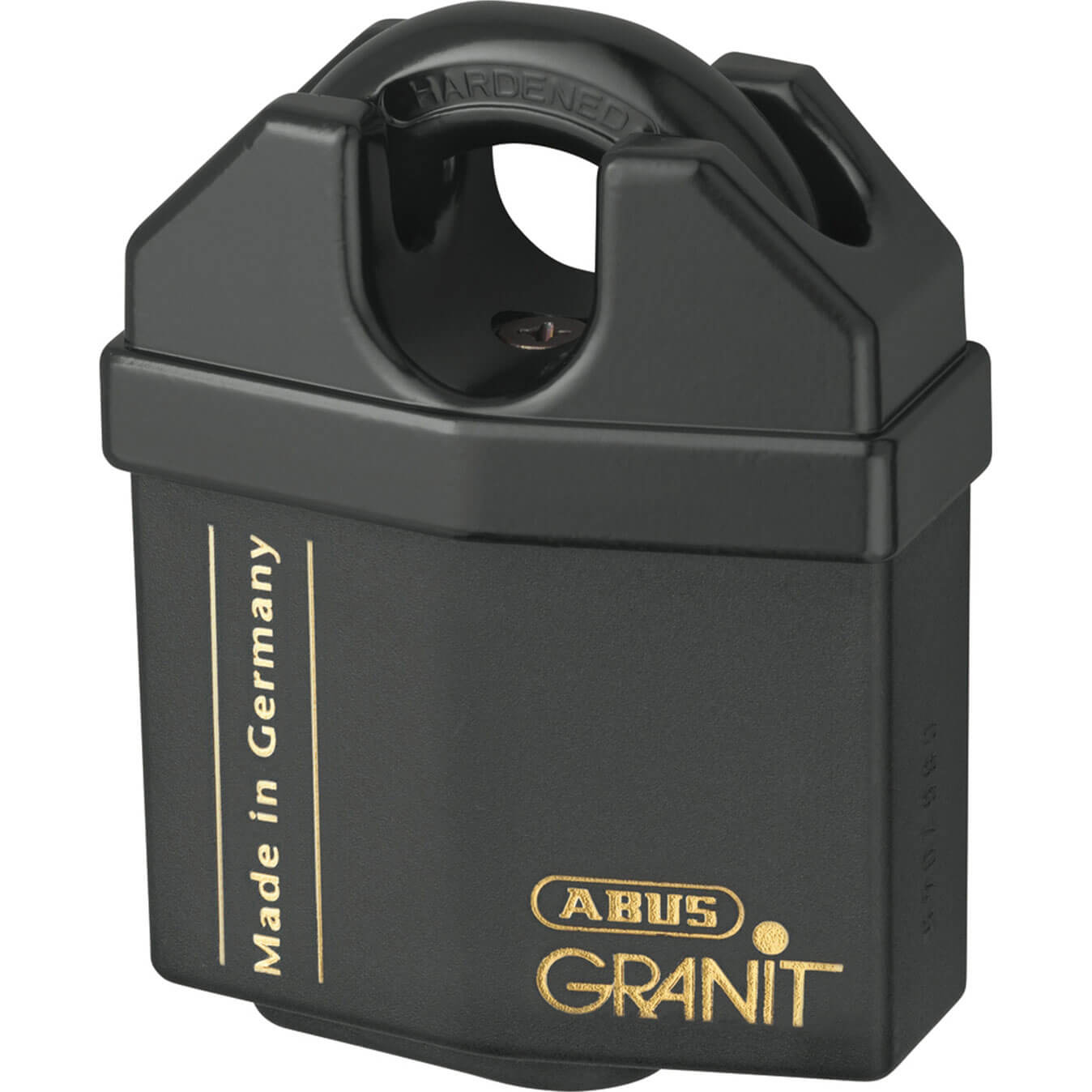 Abus 60mm 37 Series Granit Hardened Steel Padlock Rekeyable