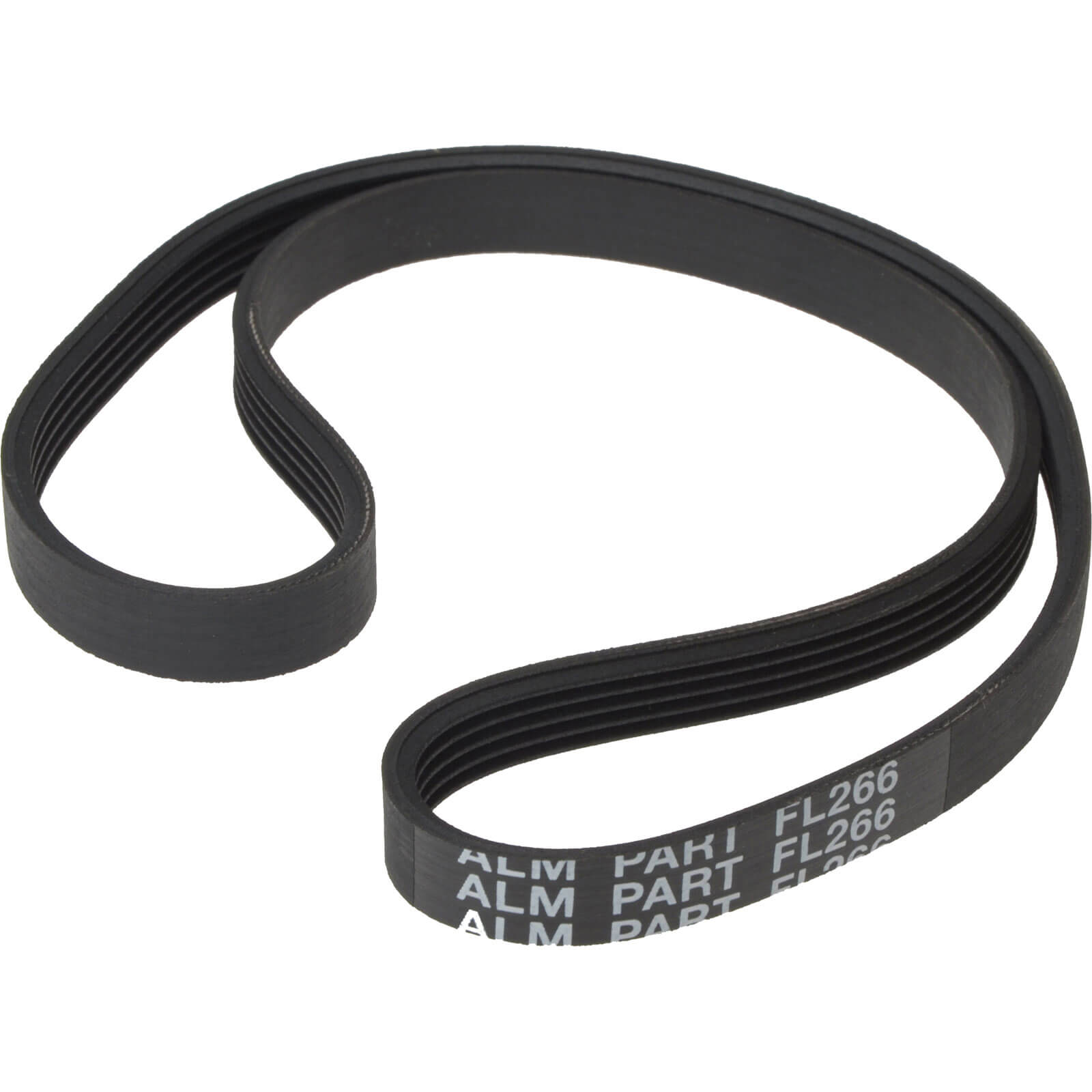 ALM Manufacturing FL266 Poly V Belt to Fit Flymo Turbo Compact