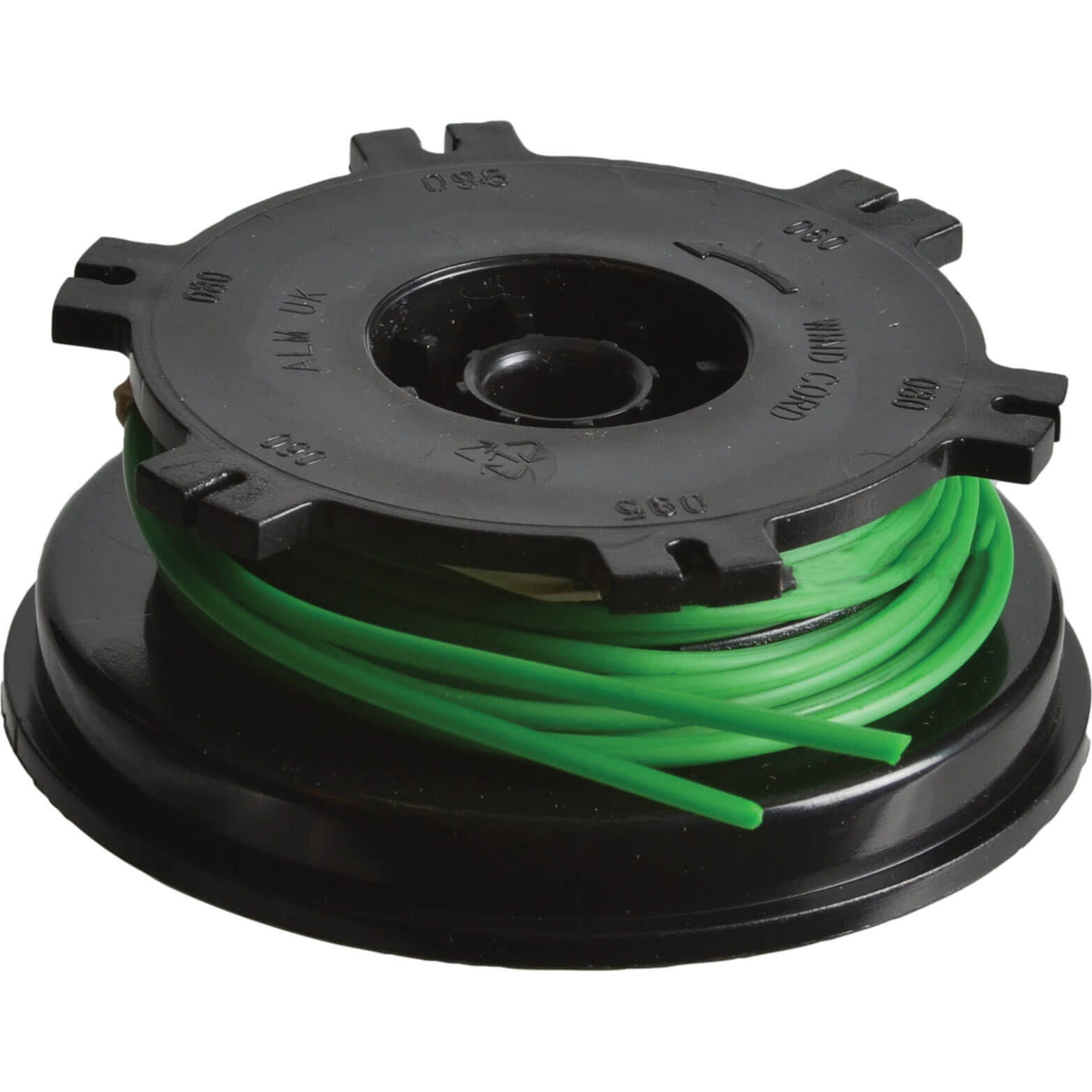 ALM Manufacturing HL001 Spool and Line to Fit Homelite Petrol Trimmers