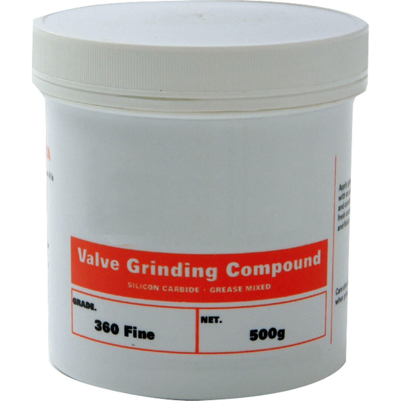 Anglo 360 Valve Grinding Paste Fine 500G