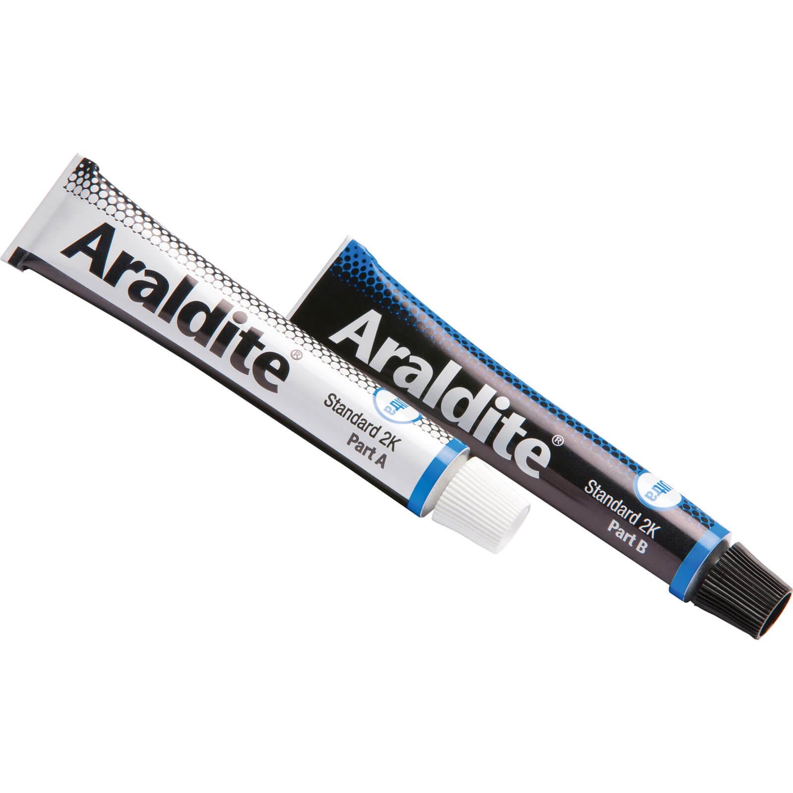 Araldite Standard Two Component Adhesive 2 x 15ml Tubes