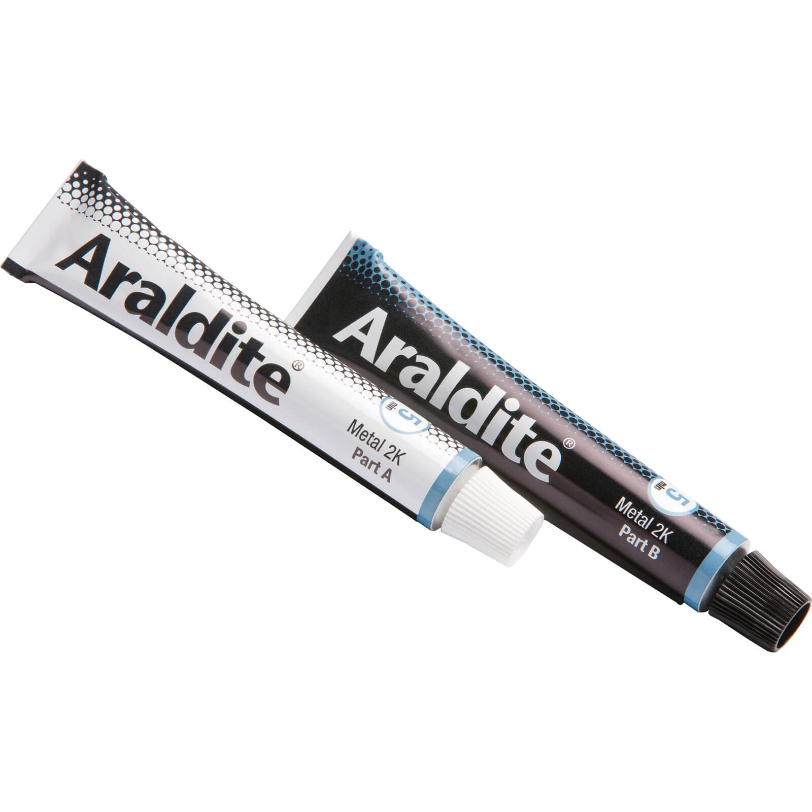 Araldite Steel Two Component Adhesive 2 x 15ml Tubes