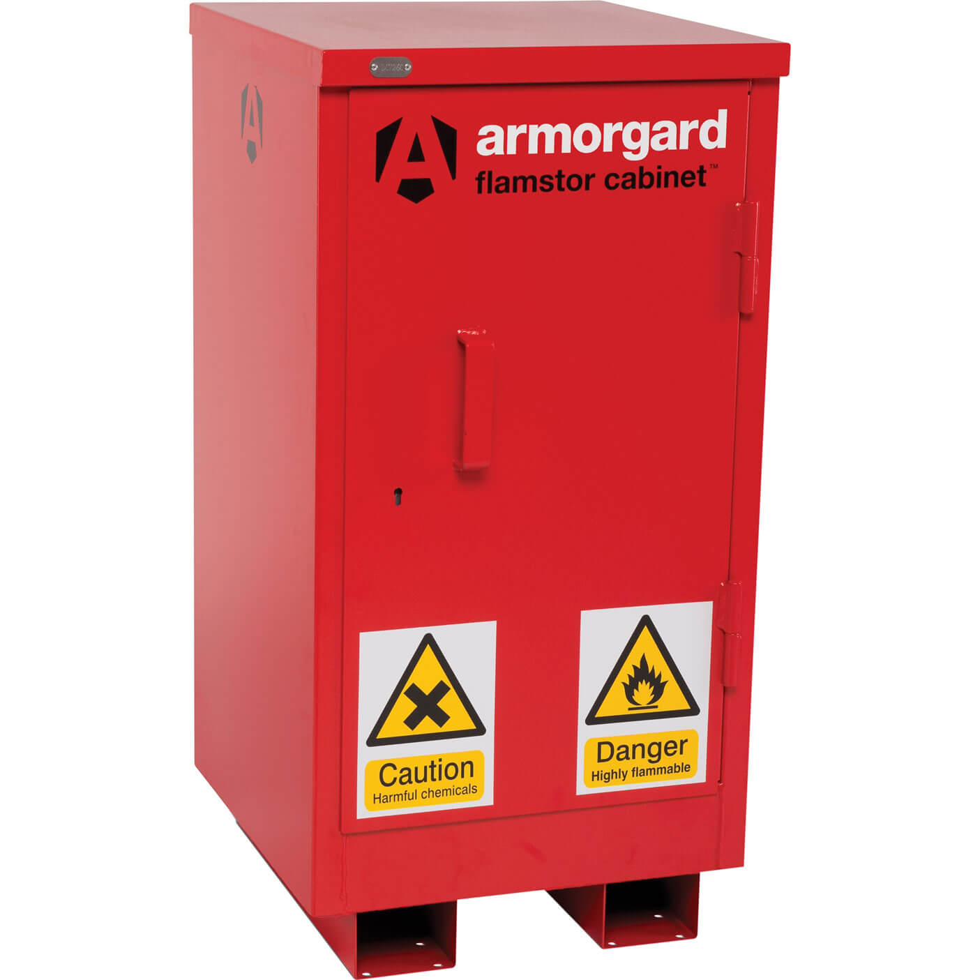 Armorgard Flamstor Chemical & Flammables Storage Cabinet 50cm x 50cm x 90cm