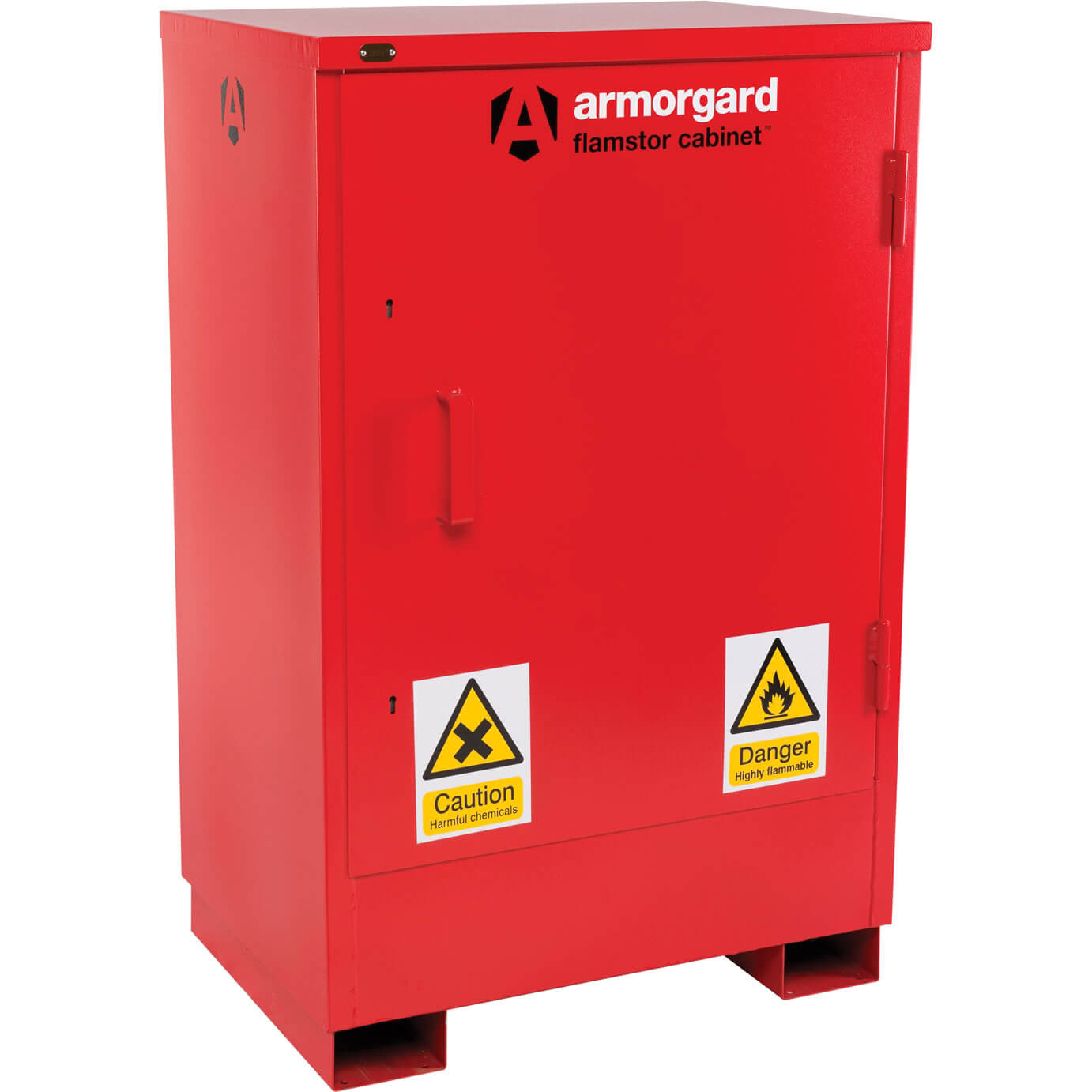 Armorgard Flamstor Chemical & Flammables Storage Cabinet 80cm x 55cm x 120cm