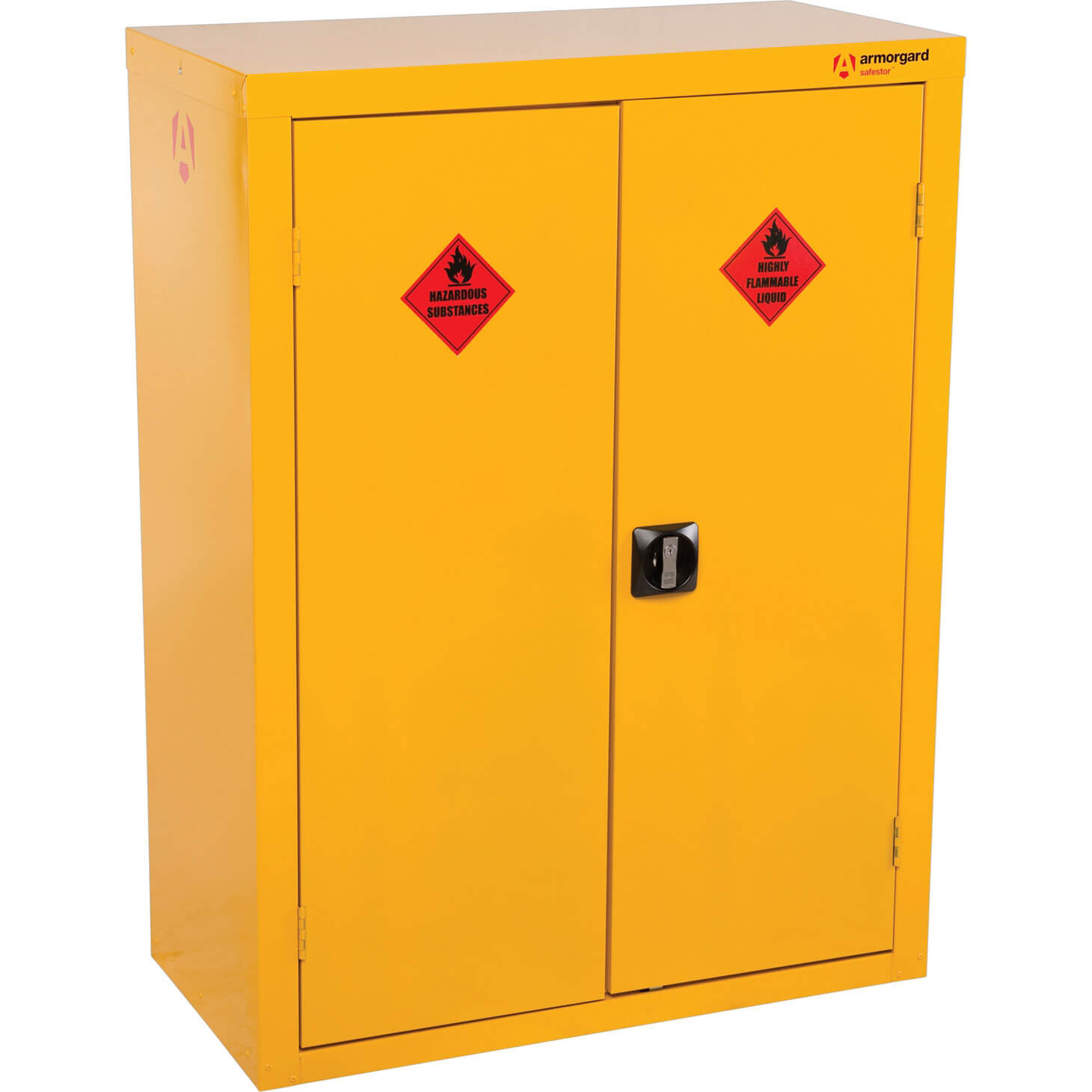 Armorgard Safestor Hazardous Materials Cabinet 900mm x 460mm x 1200mm
