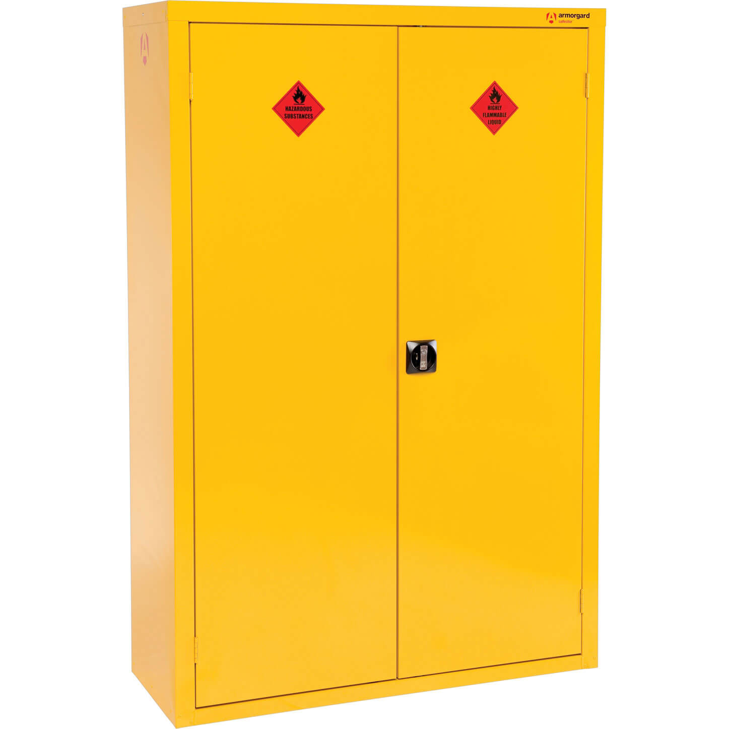Armorgard Safestor Hazardous Materials Cabinet 1200mm x 460mm x 1800mm