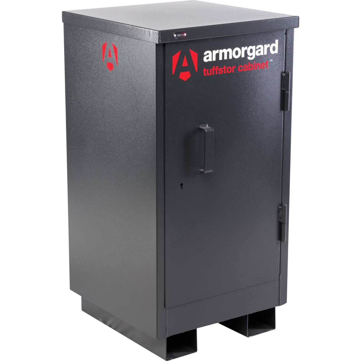 Armorgard Tuffstor Vehicle Security Cabinet 50cm x 50cm x 90cm