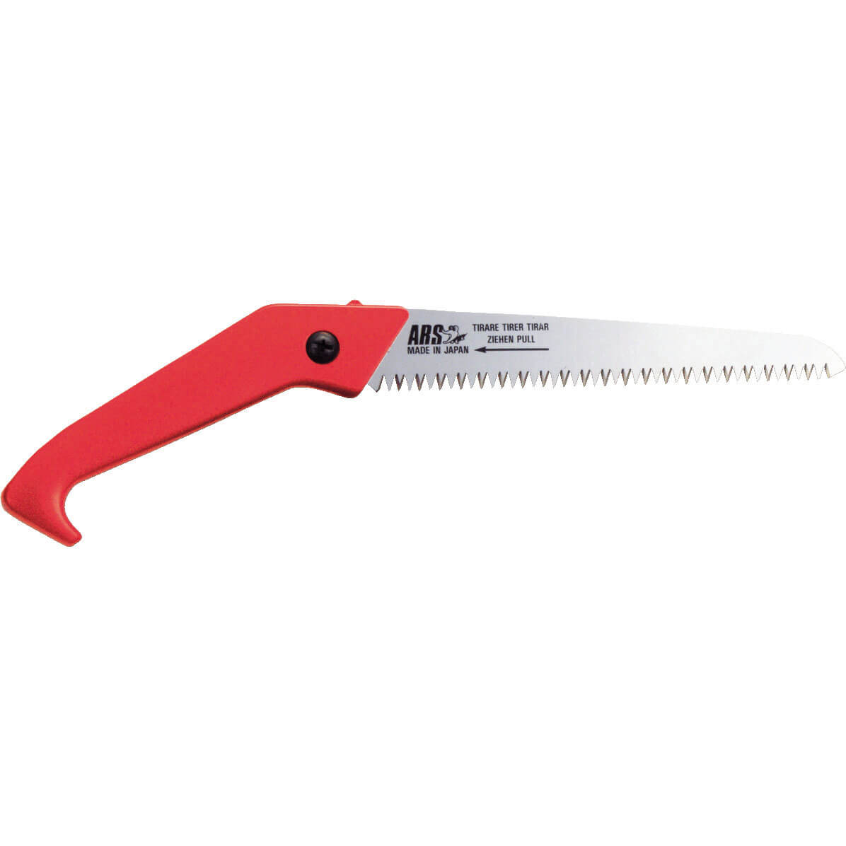 ARS CAM-18LN Pruning Saw with Sheath & 180mm Turbocut Straight Blade Overall 336mm Long