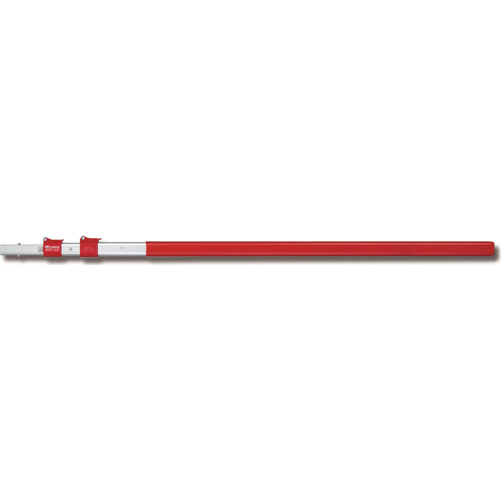 ARS EXP-3.3 Telescopic Pole for Pole Saw Blade Heads 1.4 - 3.2 Metres Long