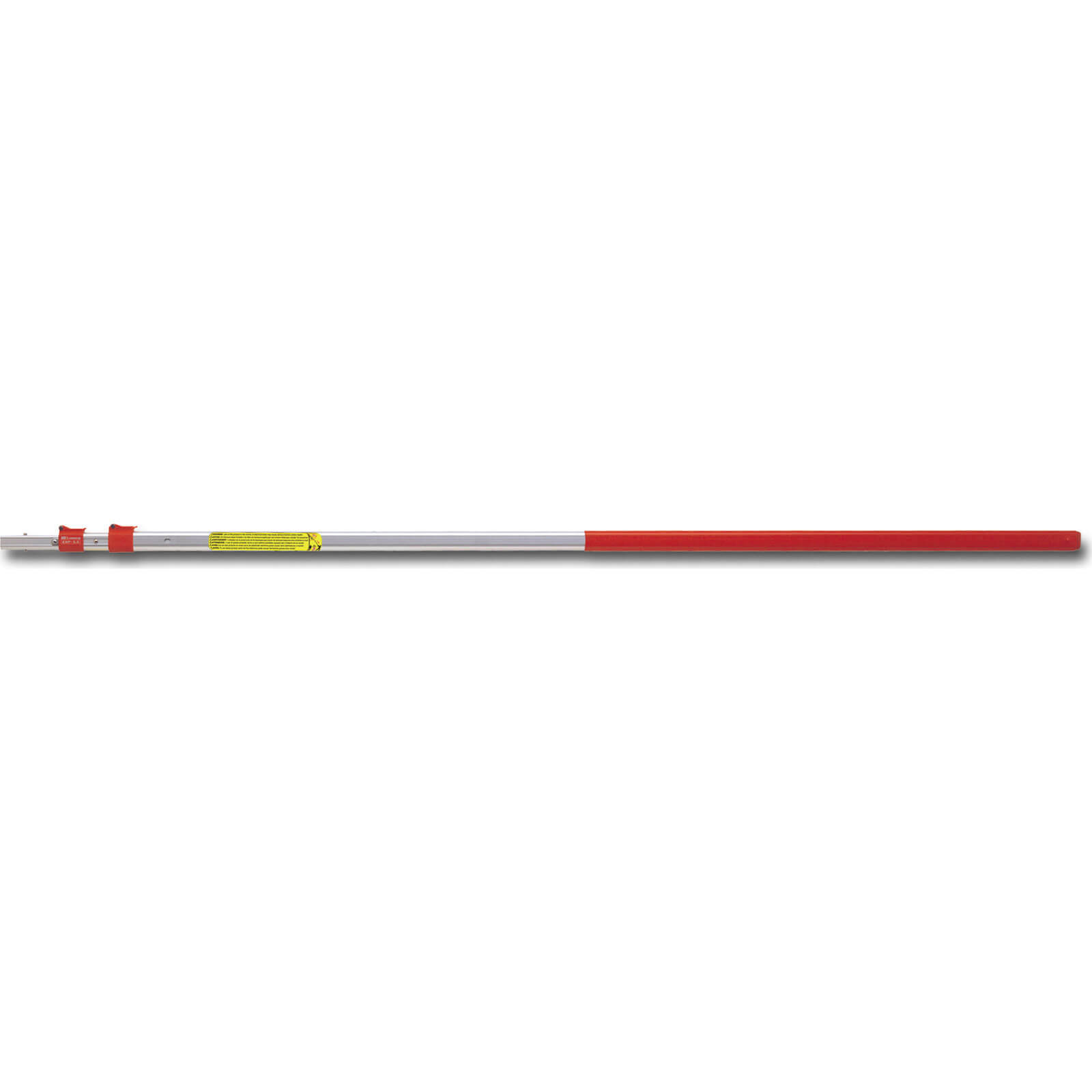 ARS EXP-5.5 Telescopic Pole for Pole Saw Blade Heads 2.1 - 5.6 Metres Long