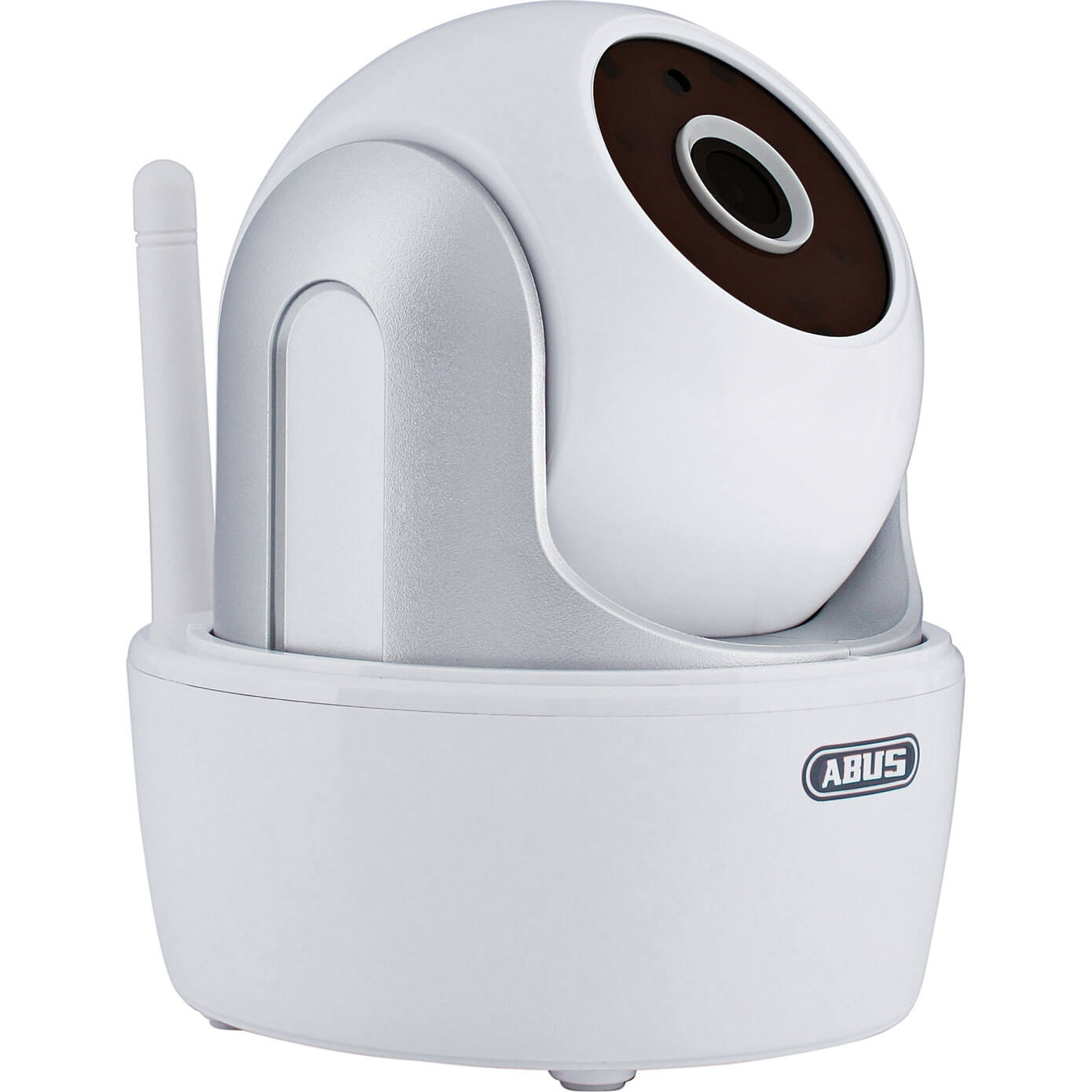 Abus Security WLAN Indoor Camera with Pan / Tilt Function 720p