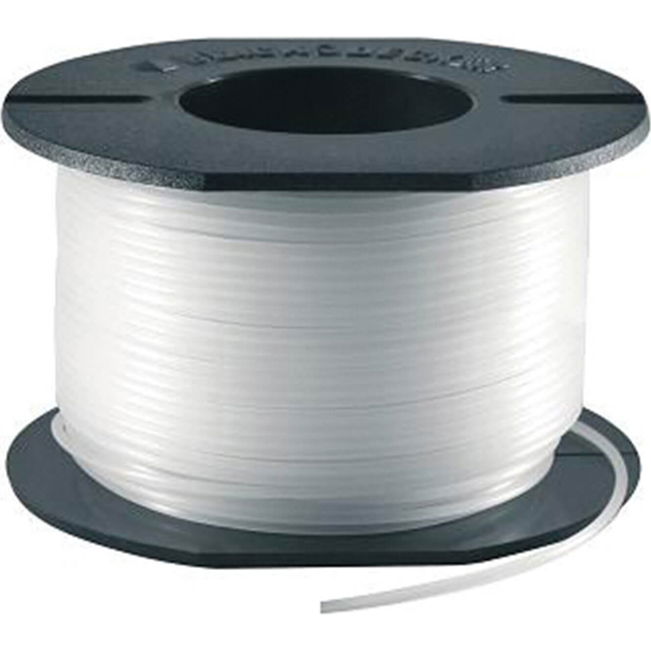 Black & Decker A6046 Replacement 1.5mm x 37.5 Metre White Nylon Line for Reflex Grass Trimmers