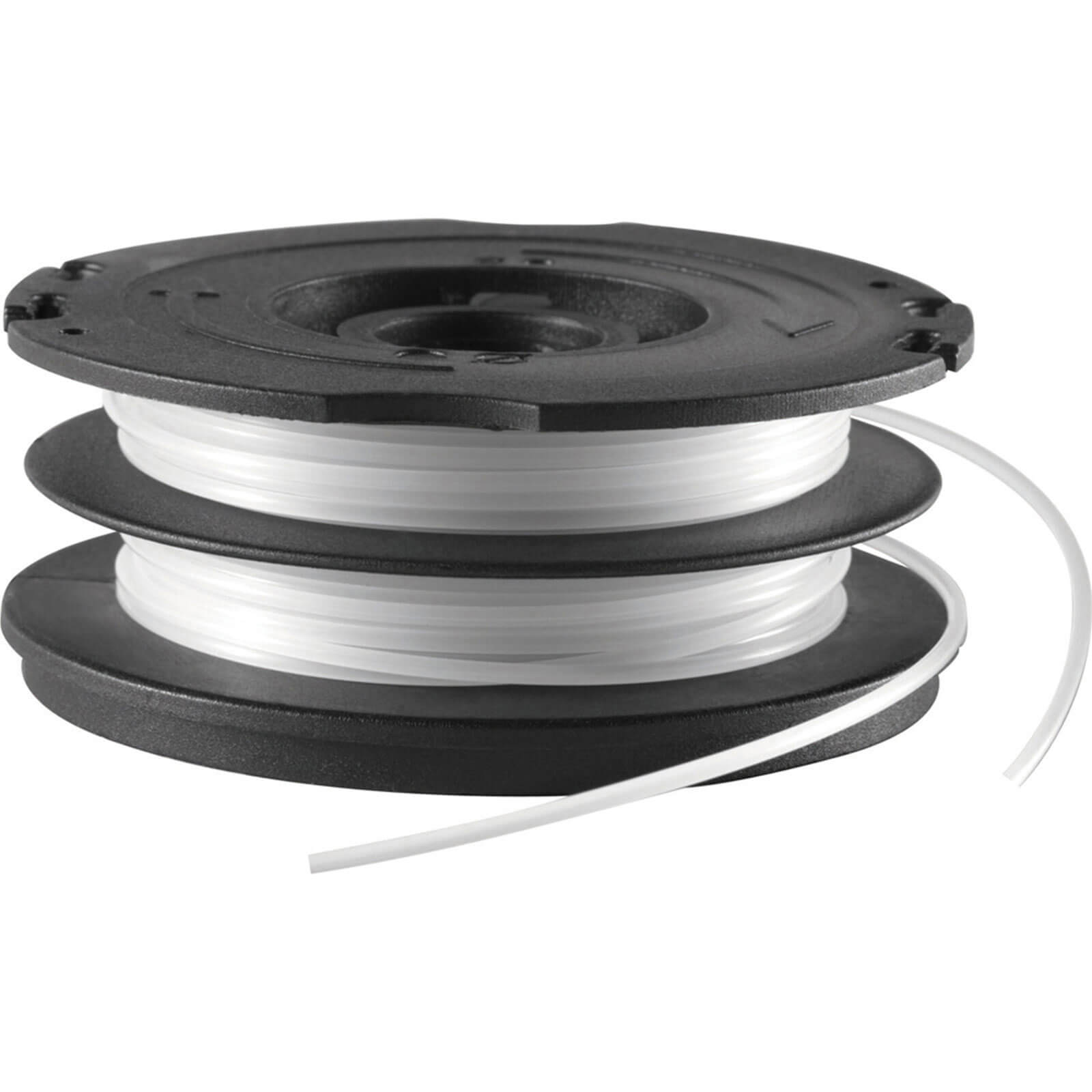 Black & Decker A6495 Spool & Dual 2 x 6 Metre Reflex Line for GL701, GL716, GL720 & GL741 Grass Trimmers