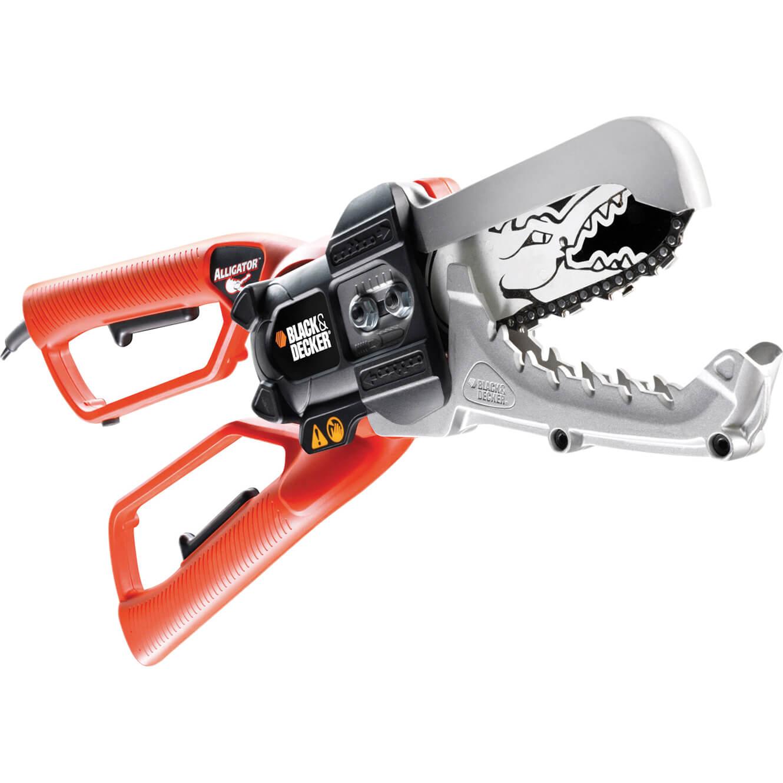 Black & Decker GK1000 Alligator Powered Lopper 550w 240v