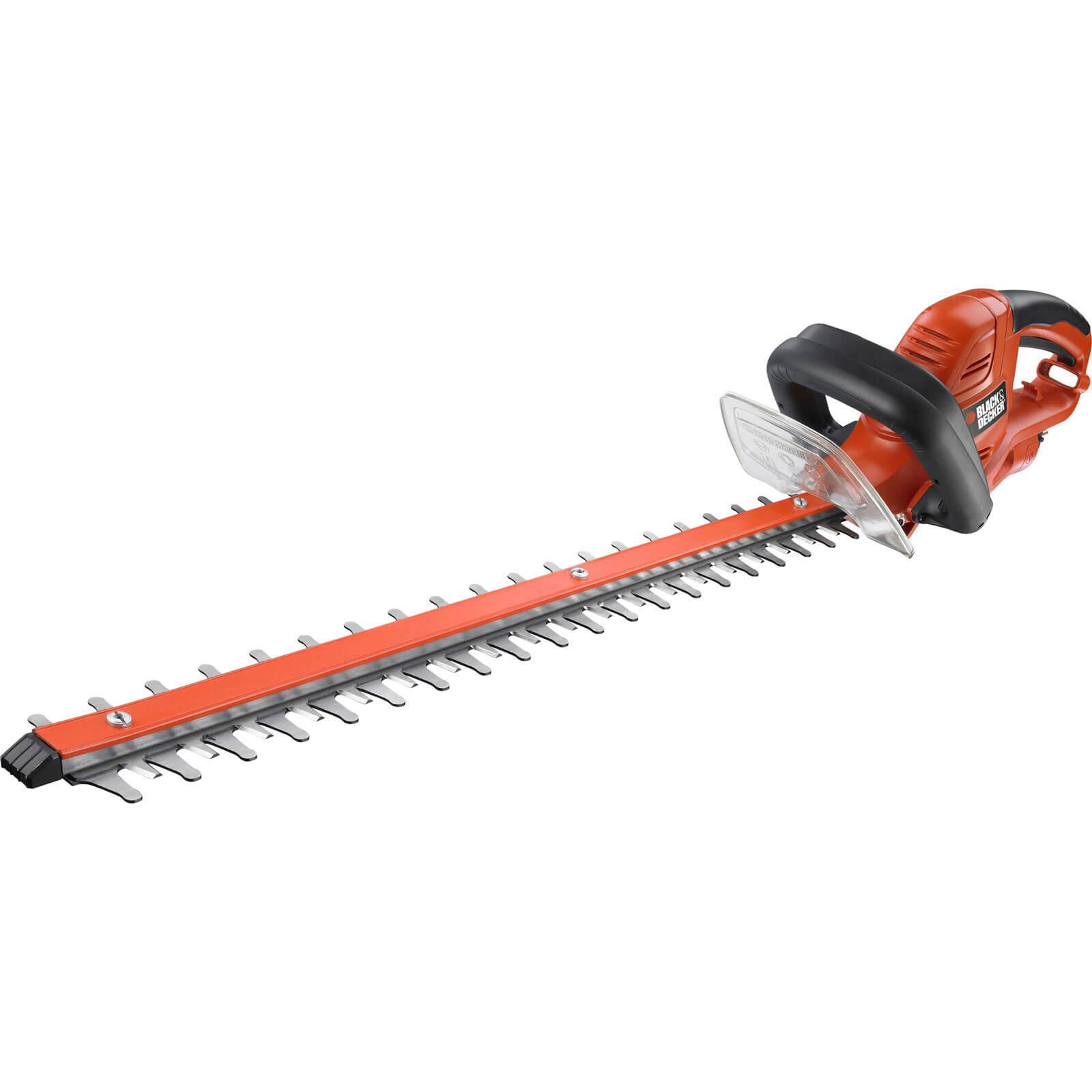 Black & Decker GT6060 Hedge Trimmer 600mm Blade Length 600w 240v