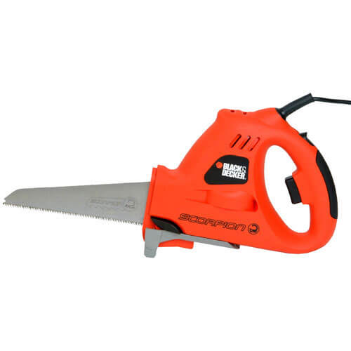 Black & Decker KS890ECN Scorpion Saw + 3 Blades 400w 240v