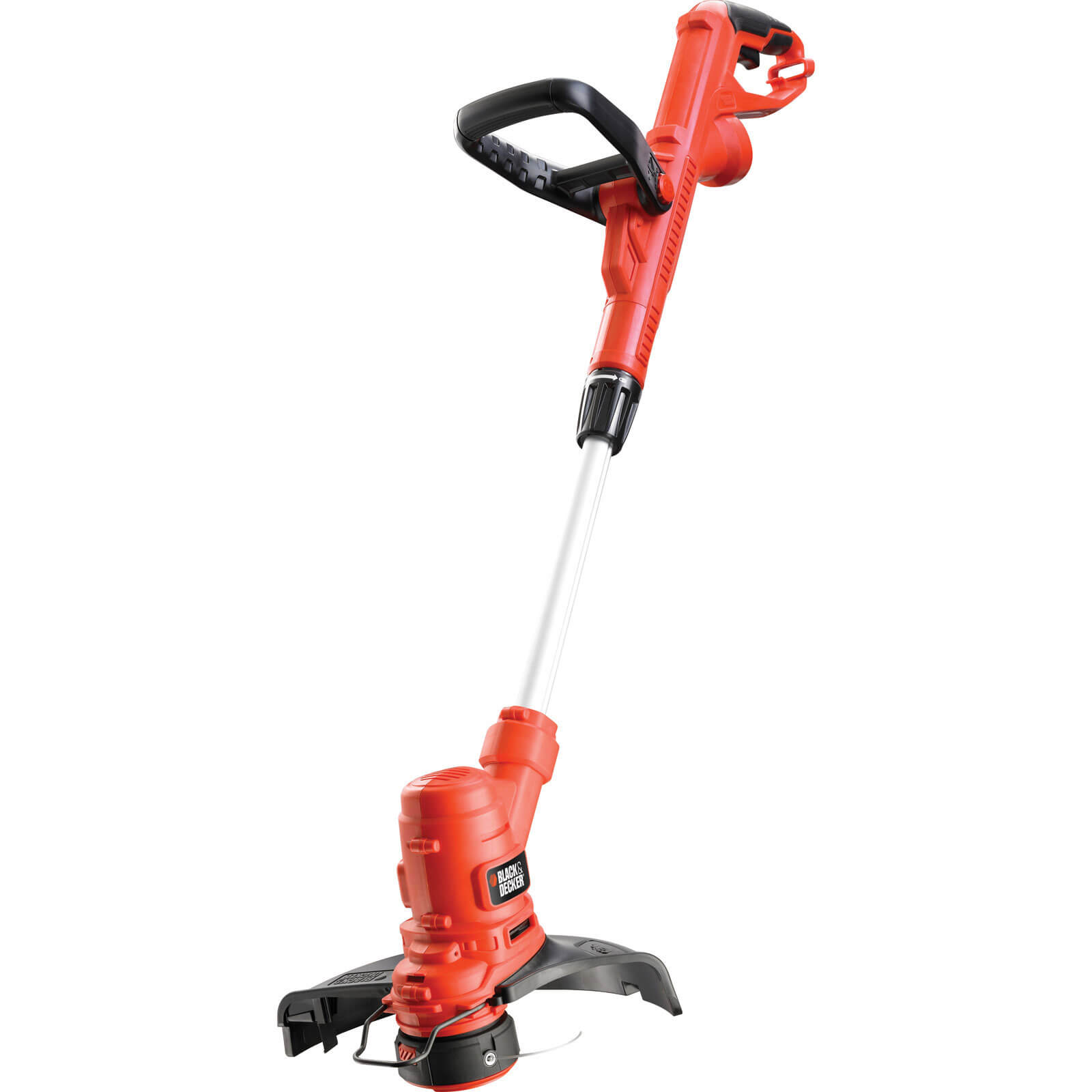 Black & Decker ST4525 Telescopic Grass Trimmer 250mm Cut Width 450w 240v Compatible with 3 in 1 Mower Plus FREE Spare Spool & Line Worth £5.95