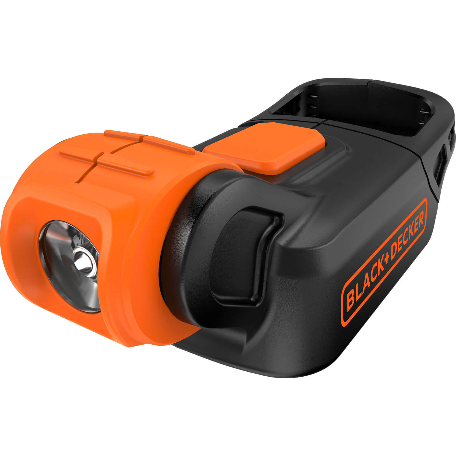 Image of Black & Decker BDCCF18N 18v Cordless Compact Flash Light without Battery or Charger