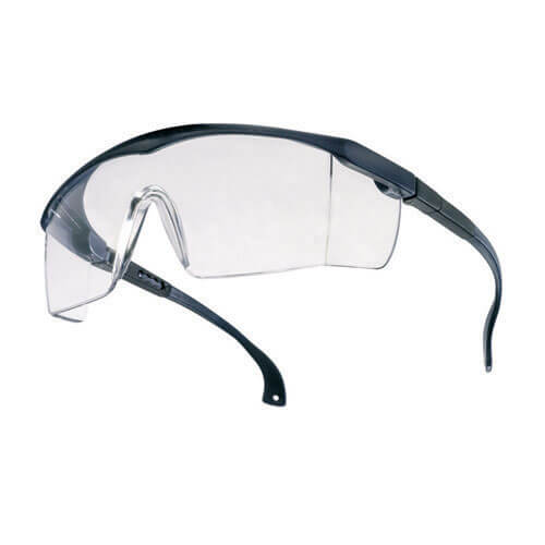 Bolle B-Line BL13CI Polycarbonate Clear Safety Glasses