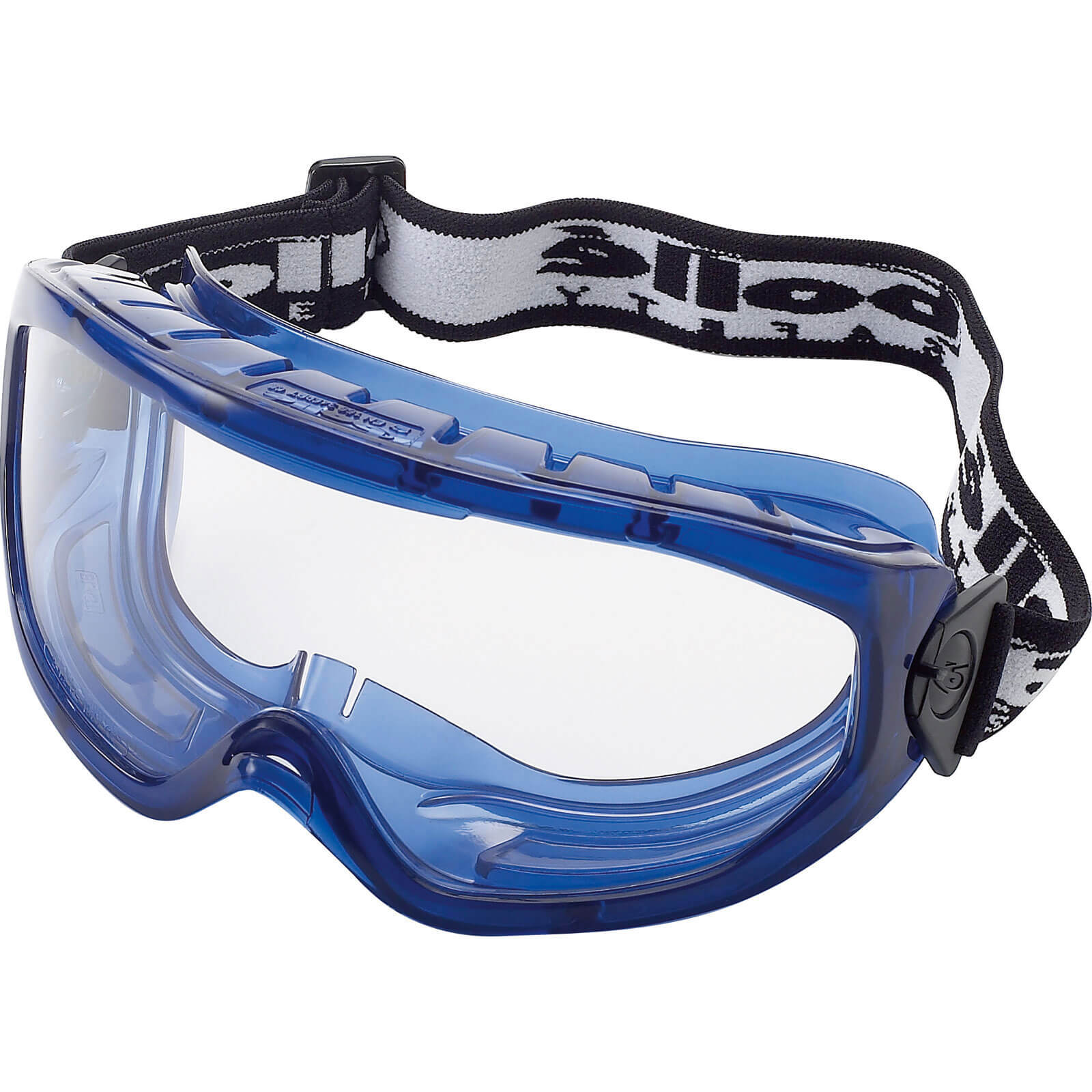 Bolle Blast BLFAPSI Anti Scratch & Anti Fog Foam Edge Clear Safety Goggles