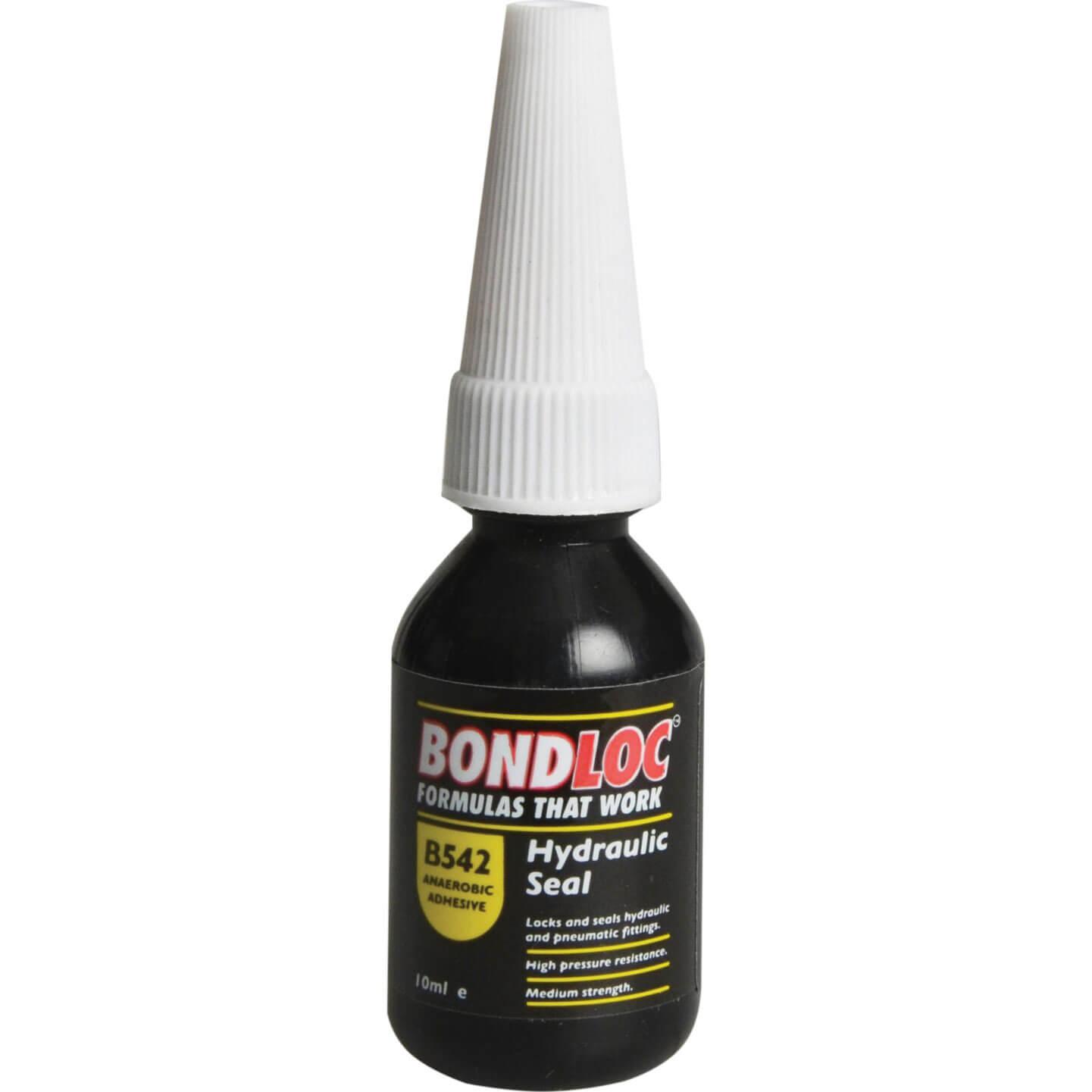 Bondloc B542 Hydraulic Sealant for Pneumatic Fittings 10ml