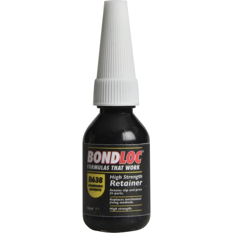 Bondloc B638 High Strength Retainer Compound 10ml