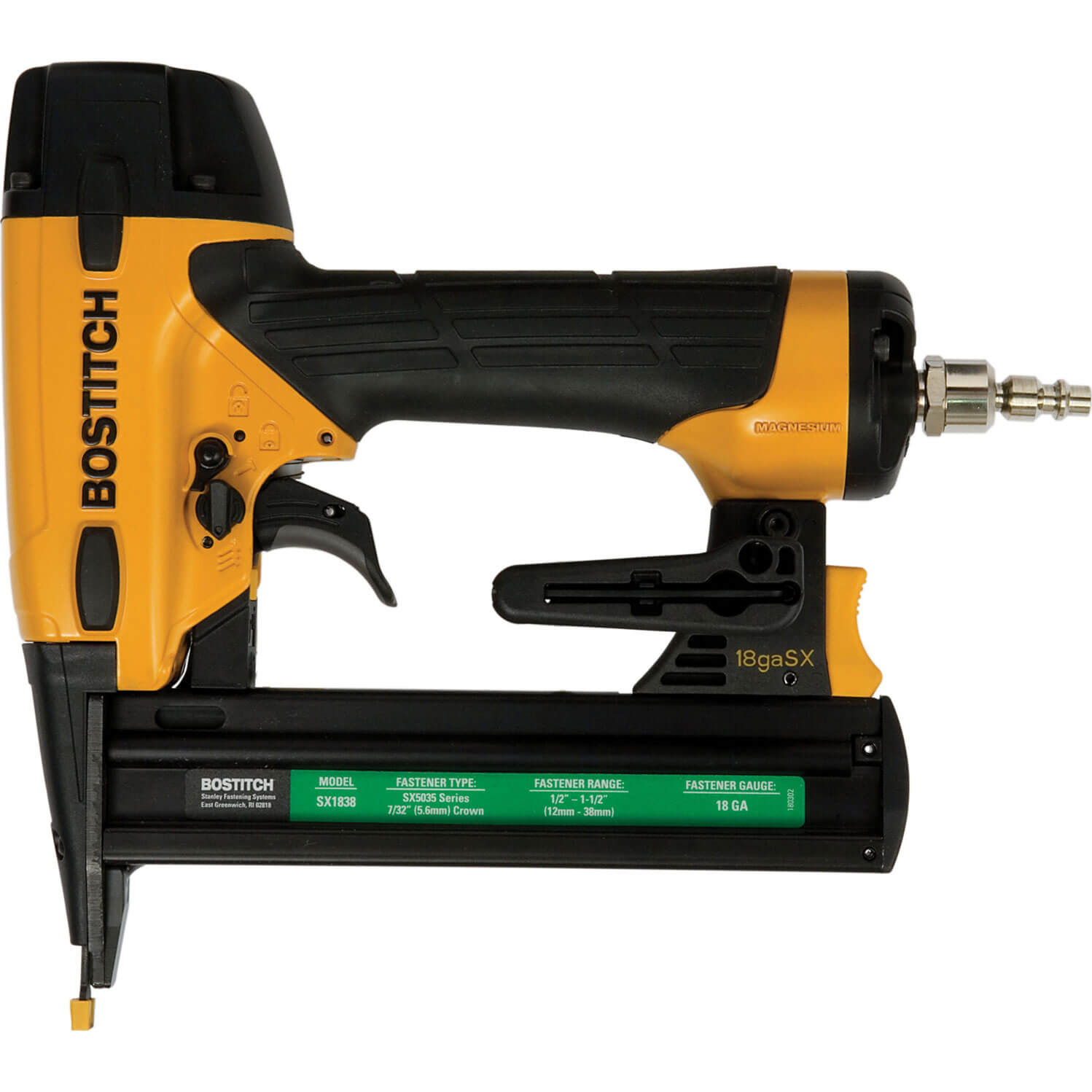 Stanley Bostitch SX1838 E Air Staple Gun