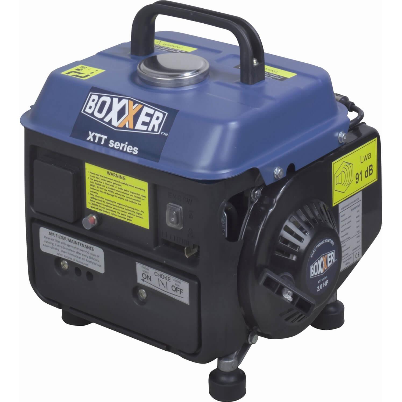 Boxxer 720 Compact Petrol Generator 650w 240v
