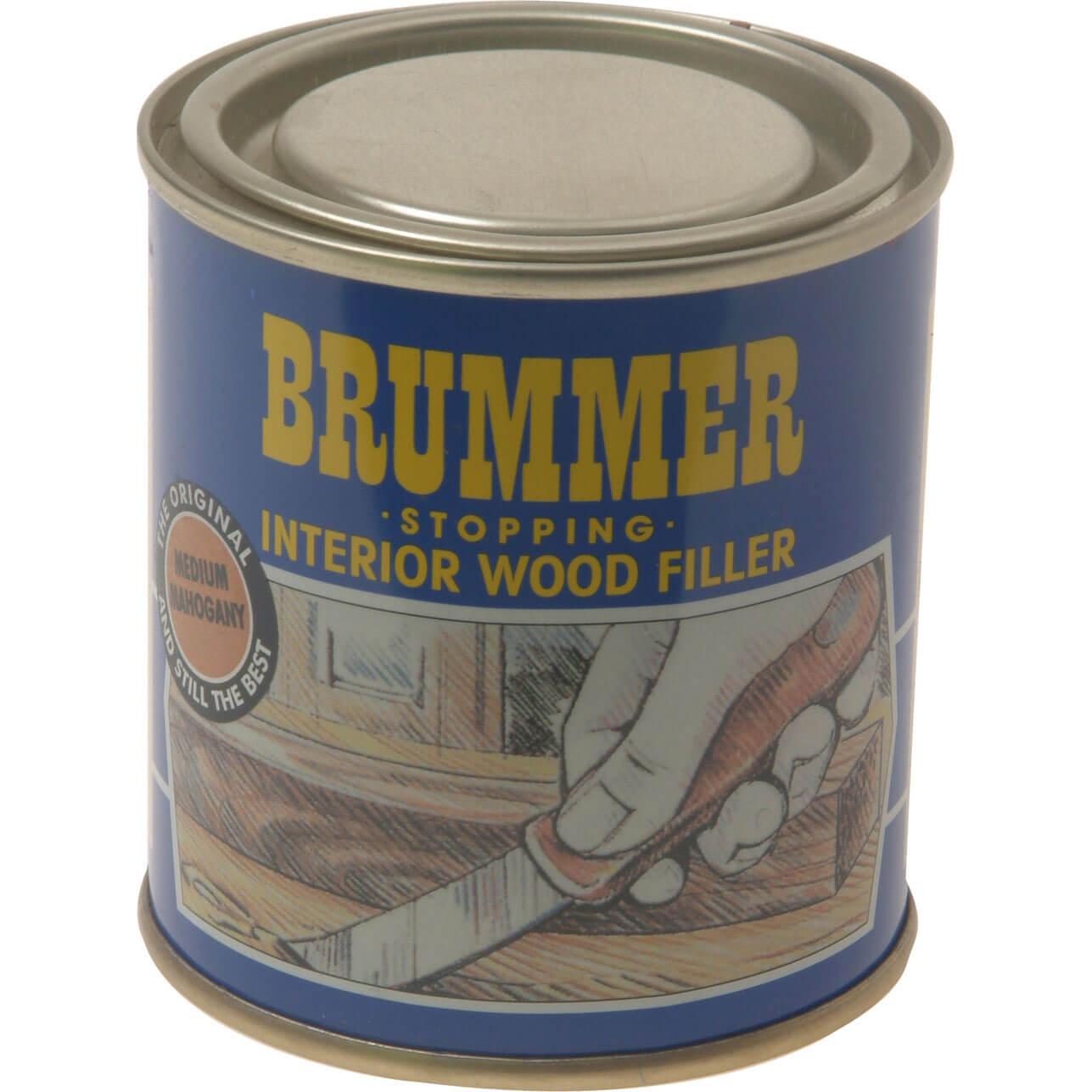 Brummer Medium Yellow Label Medium Oak