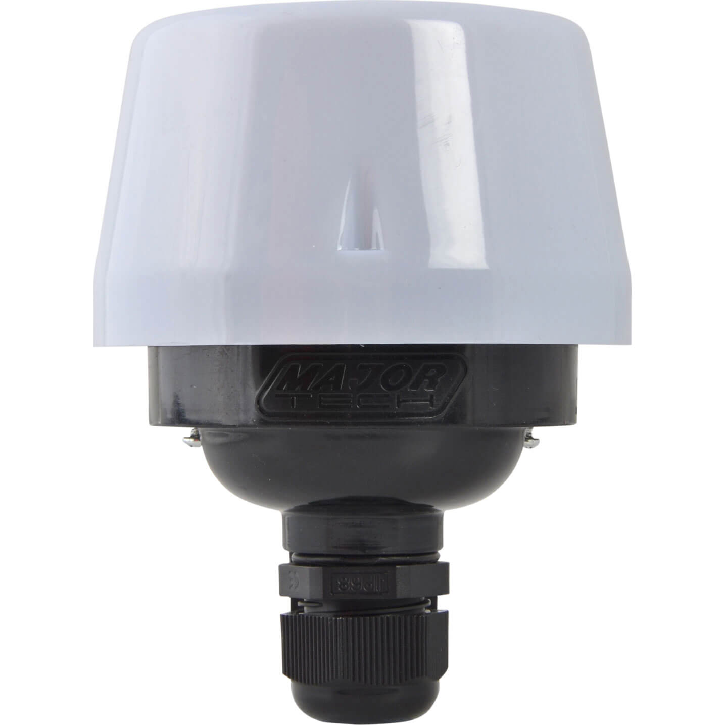 Image of Byron 1890 Twilight Sensor Switch in White