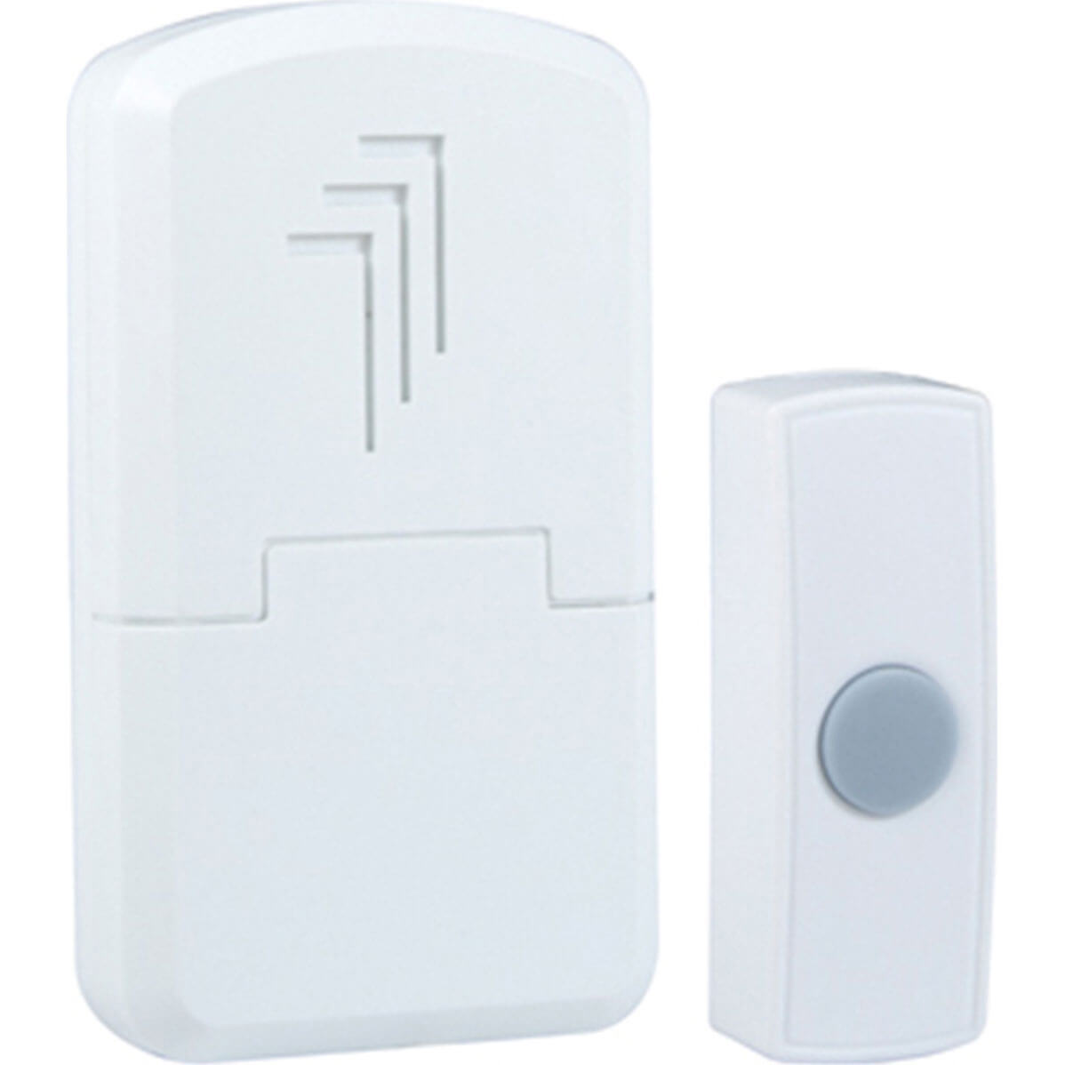 Byron DB301 Wirefree Portable Door Chime Kit