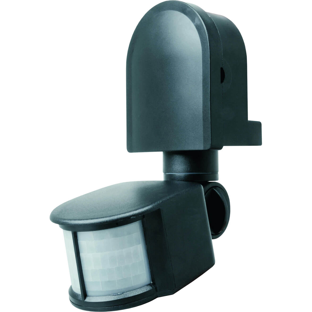 Byron ES9 Motion Detector Light Switch Black