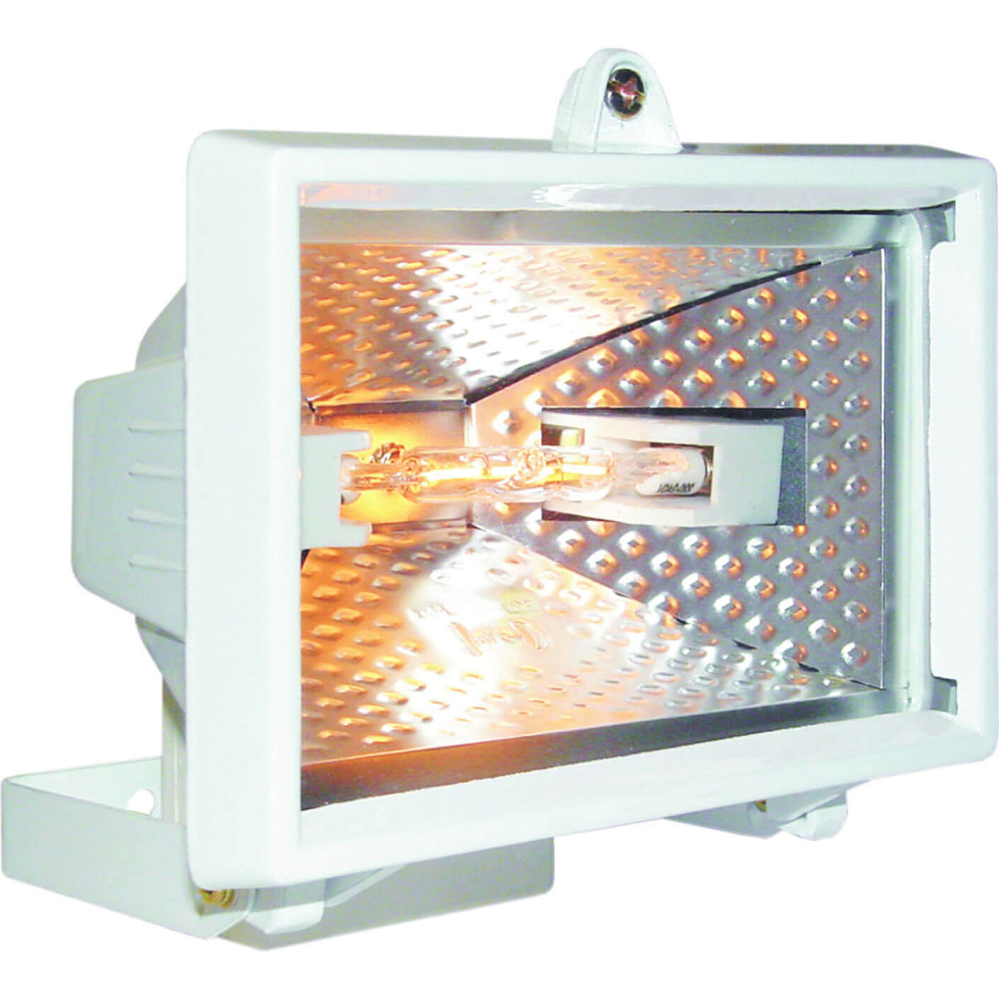 Byron HL400W Halogen Floodlight White 500w 240v