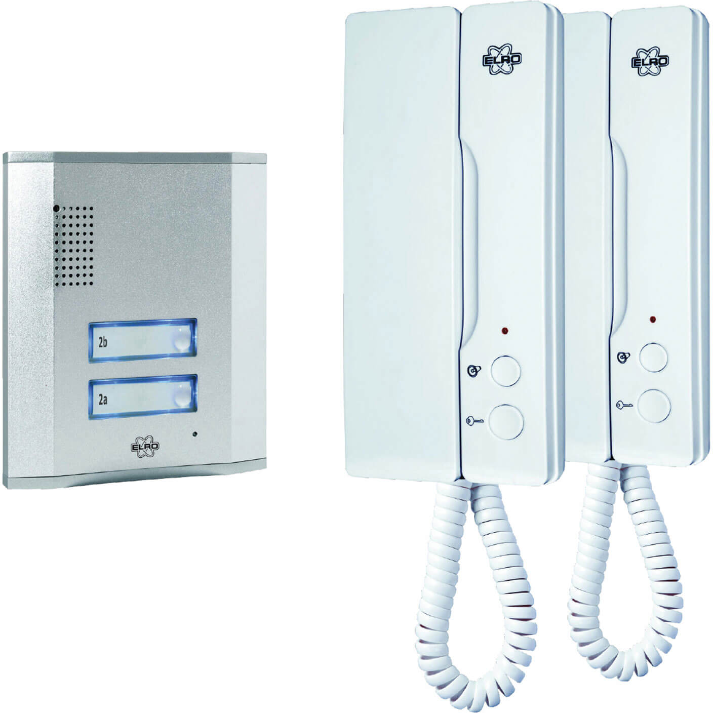 Offerta: Byron Audio Door Intercom Kit for 2 Apartments 240v