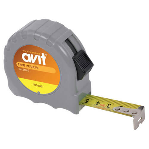 Avit 5m / 16ft Tape Measure