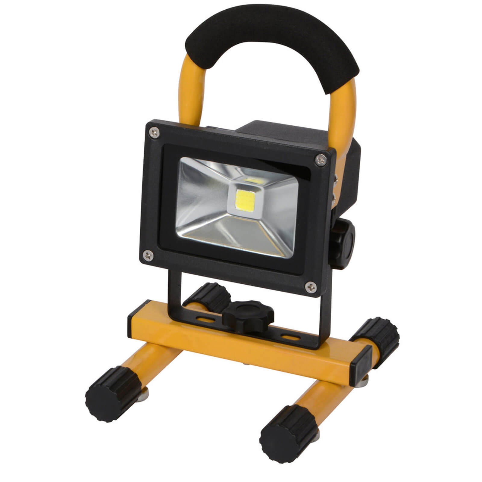 Image of CK LED Rechargeable Flood Light 600 Lumens with Integral Li-ion Battery 10w