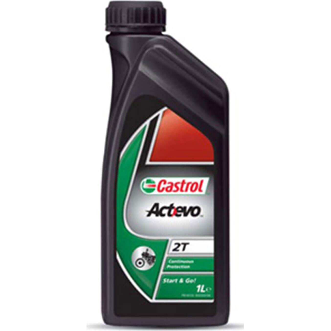Castrol 2 Stroke Oil Act Evo 2 1L