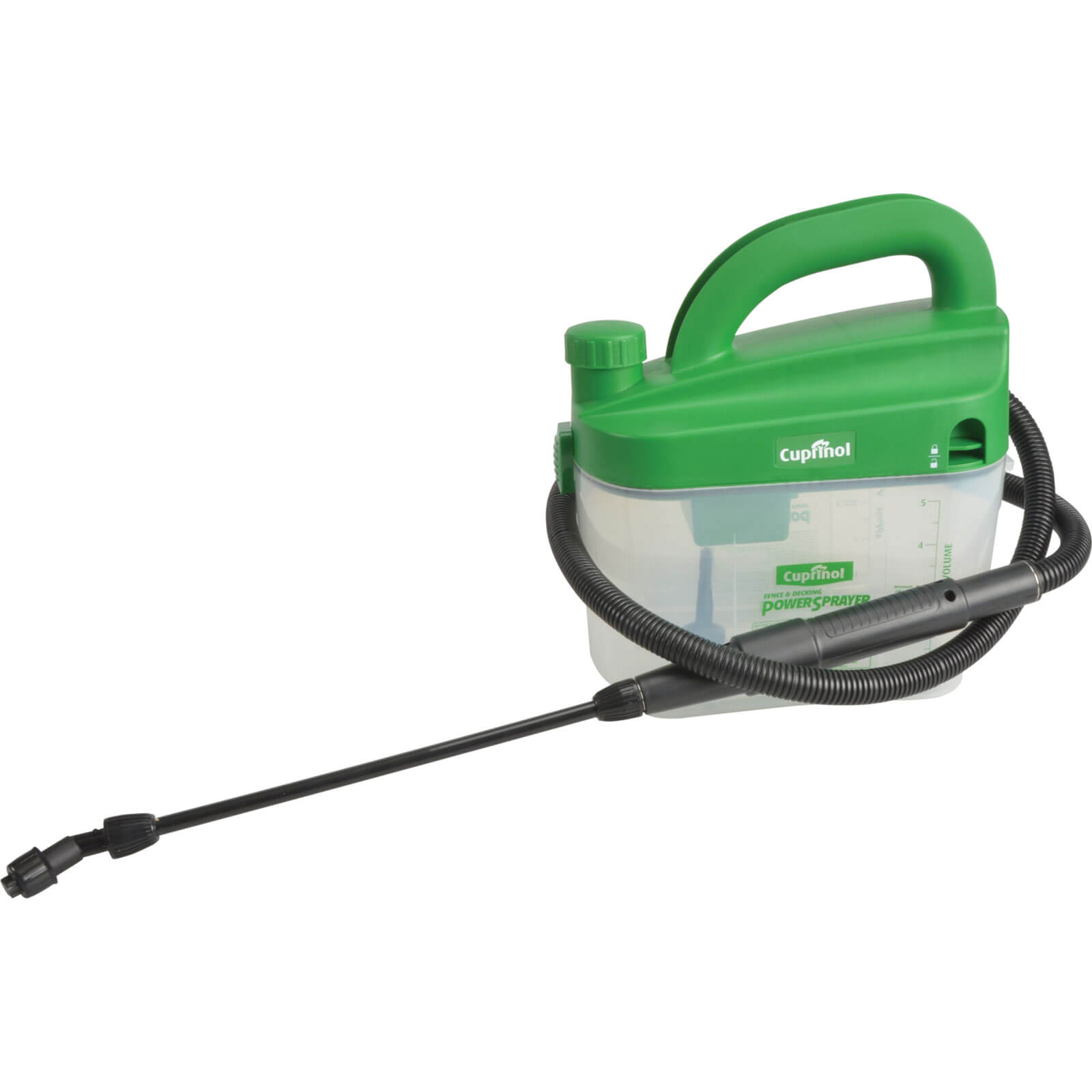 Cuprinol Battery Power Sprayer for Fence & Decking