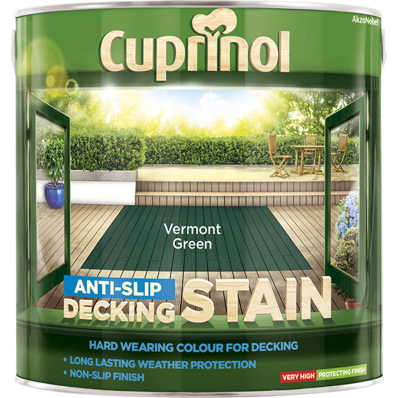 Decking Stain Semi Transparent Decking Stain