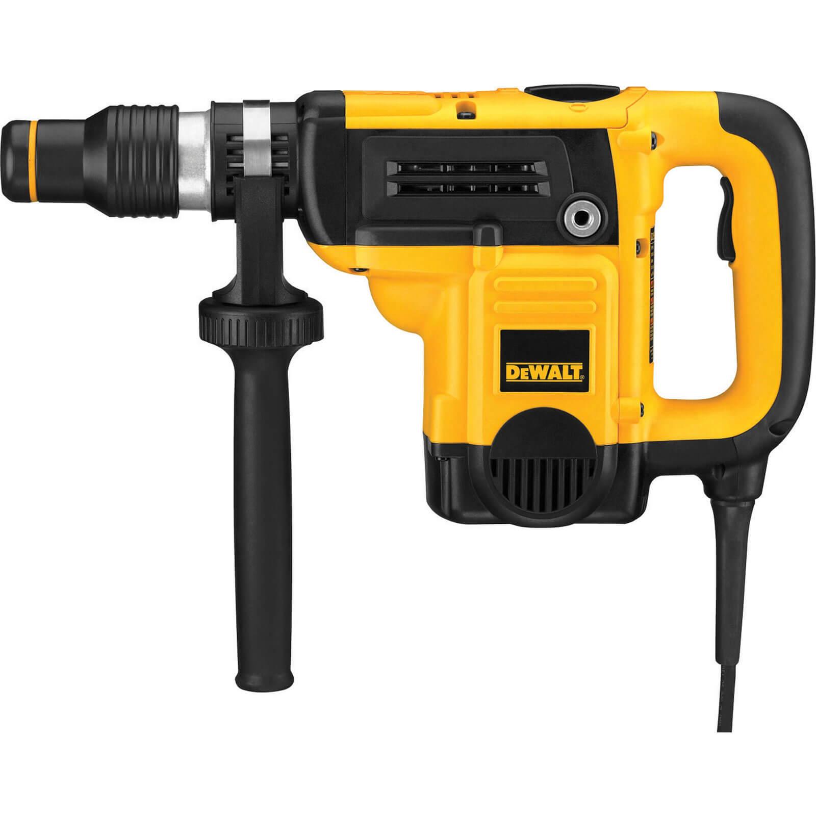 DeWalt D25501K 5 Kilo SDS Max Combi Drill 1100w 110v